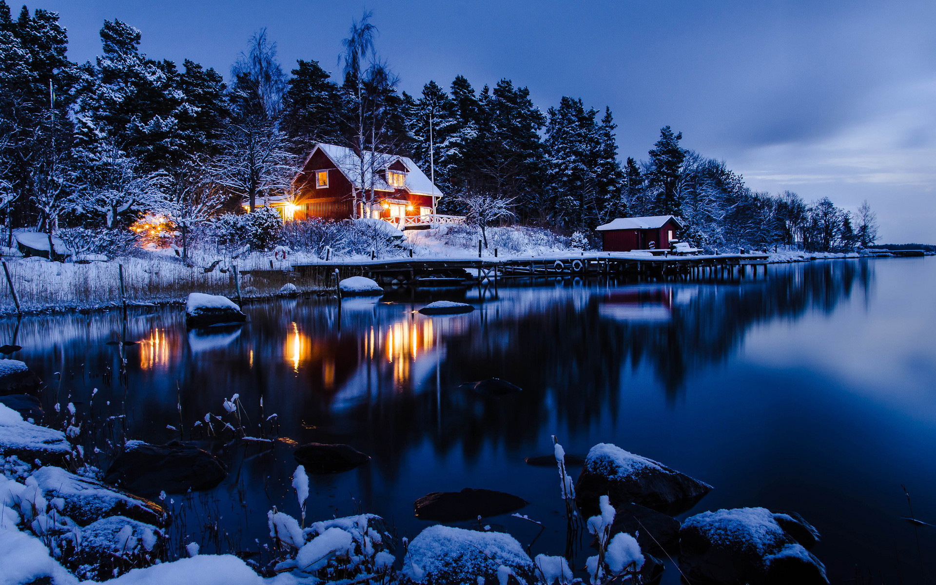 Beautiful winter wallpaper wallpapertag for Foto inverno per desktop