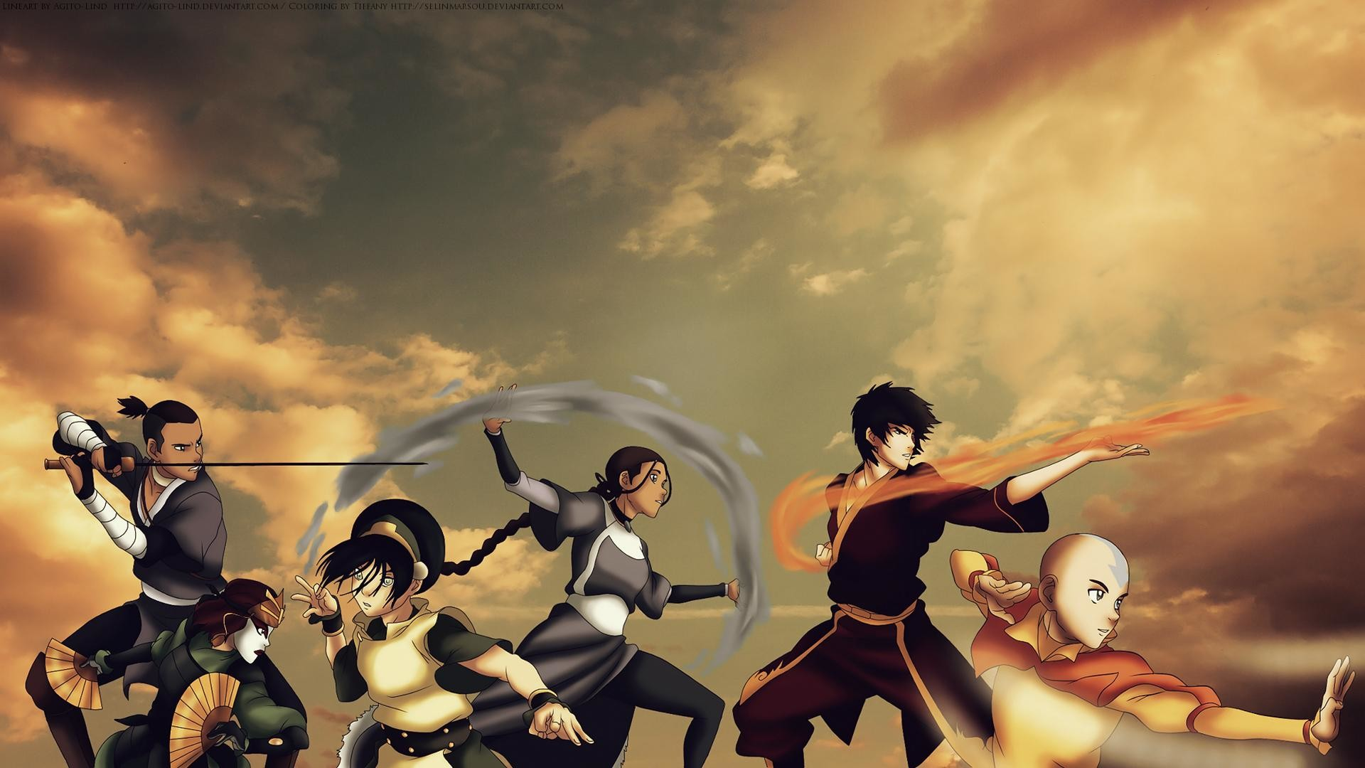 Avatar The Last Airbender Backgrounds Wallpapertag