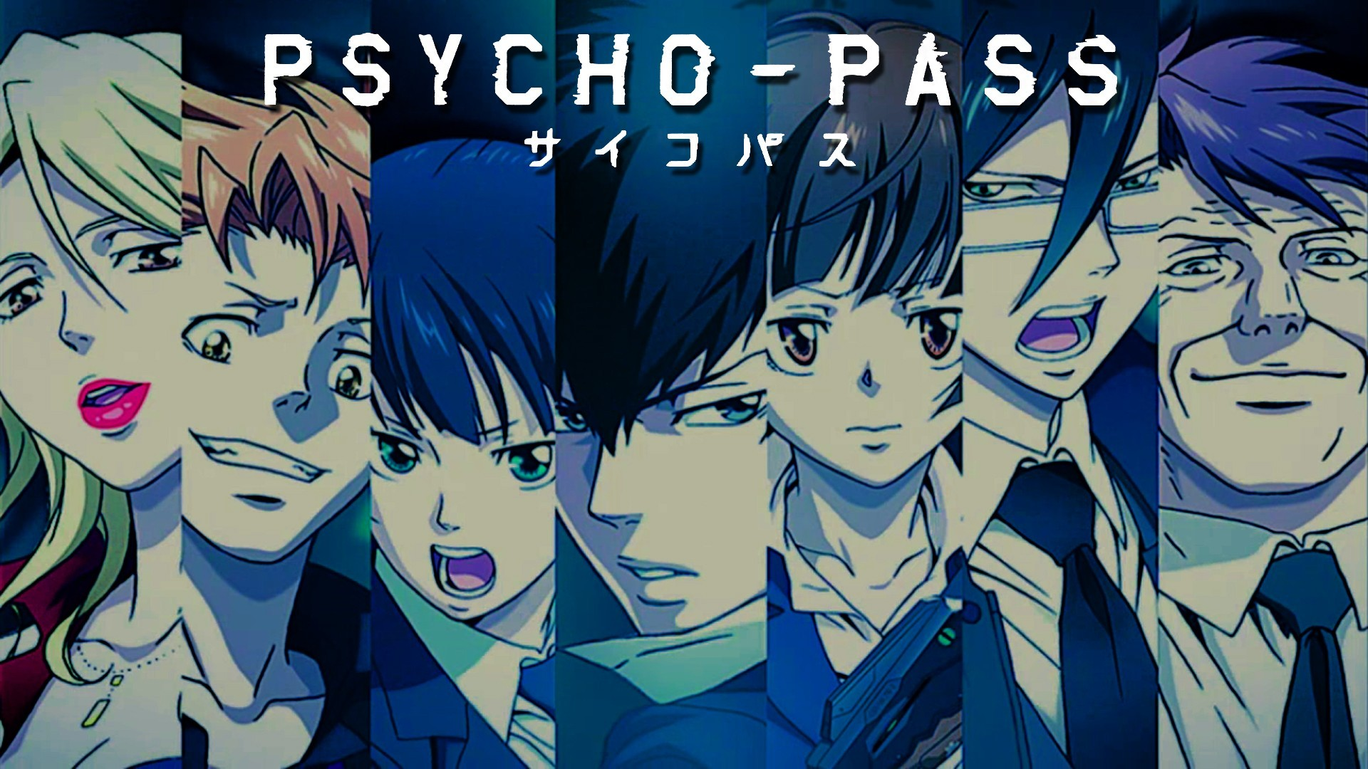 Psycho Pass Wallpaper Download Free Amazing High Resolution