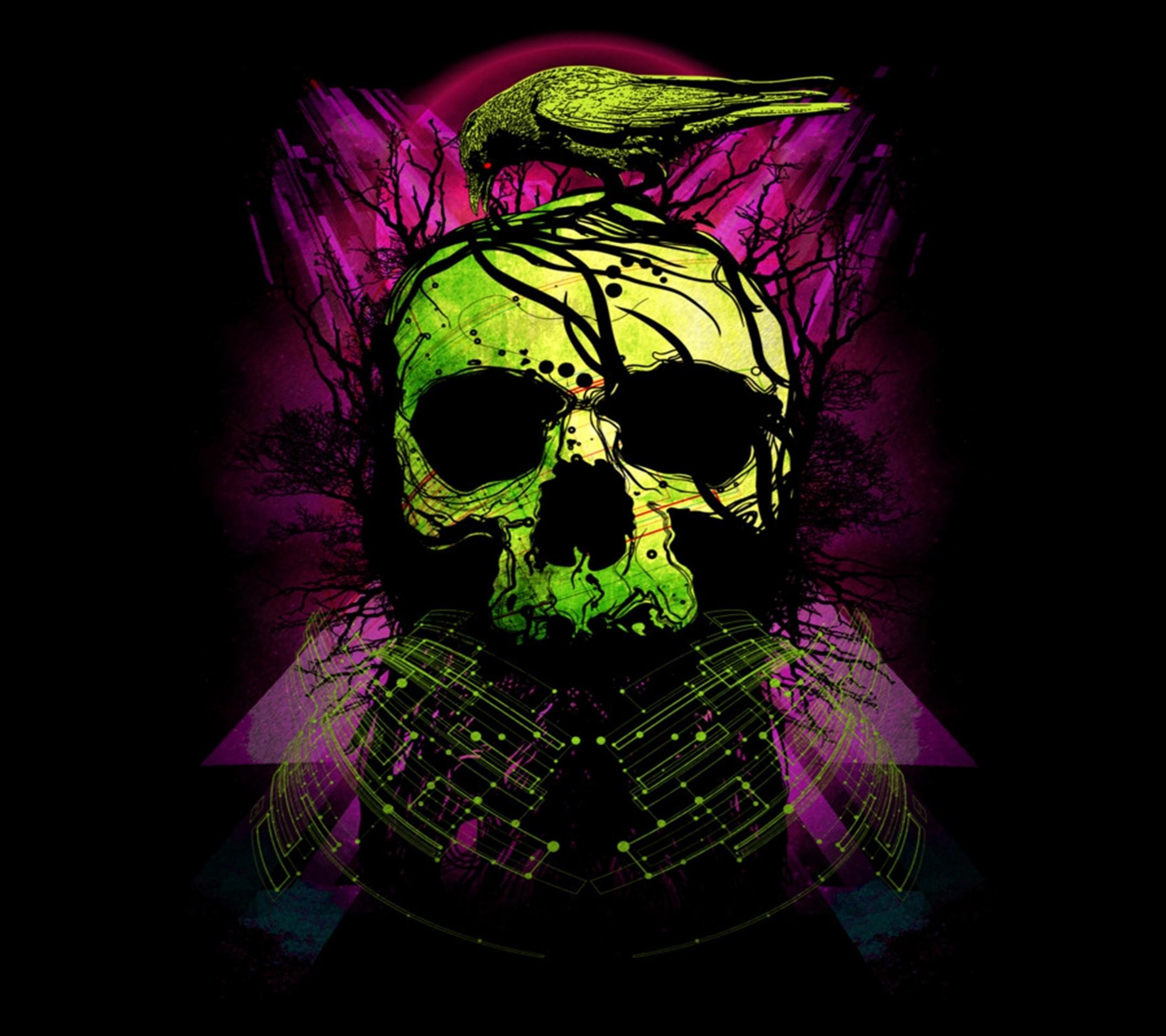 Skull wallpapers for desktop wallpapertag - Skeleton wallpaper ...