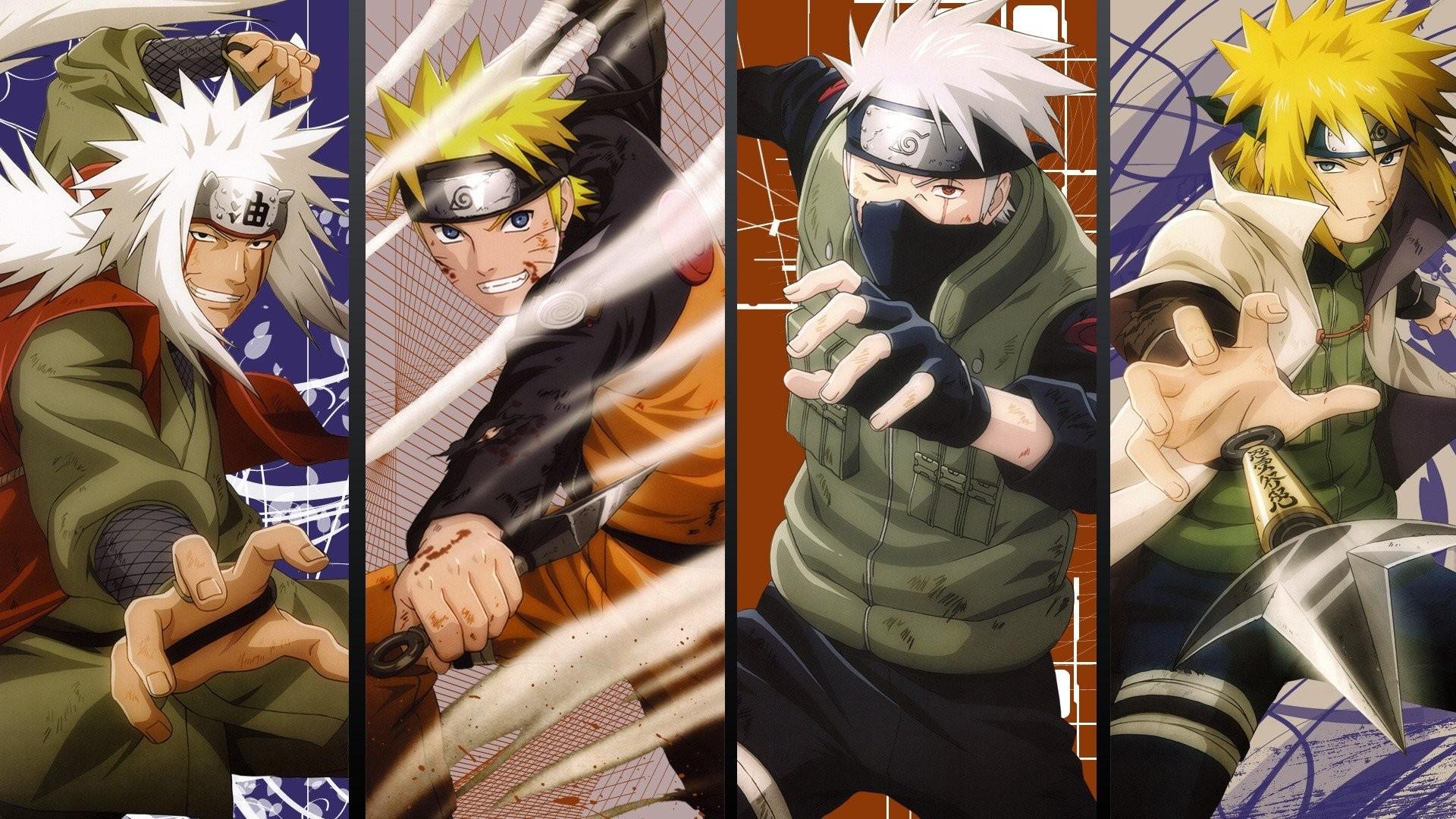 Naruto Shippuden Wallpaper Hokage Wallpapertag