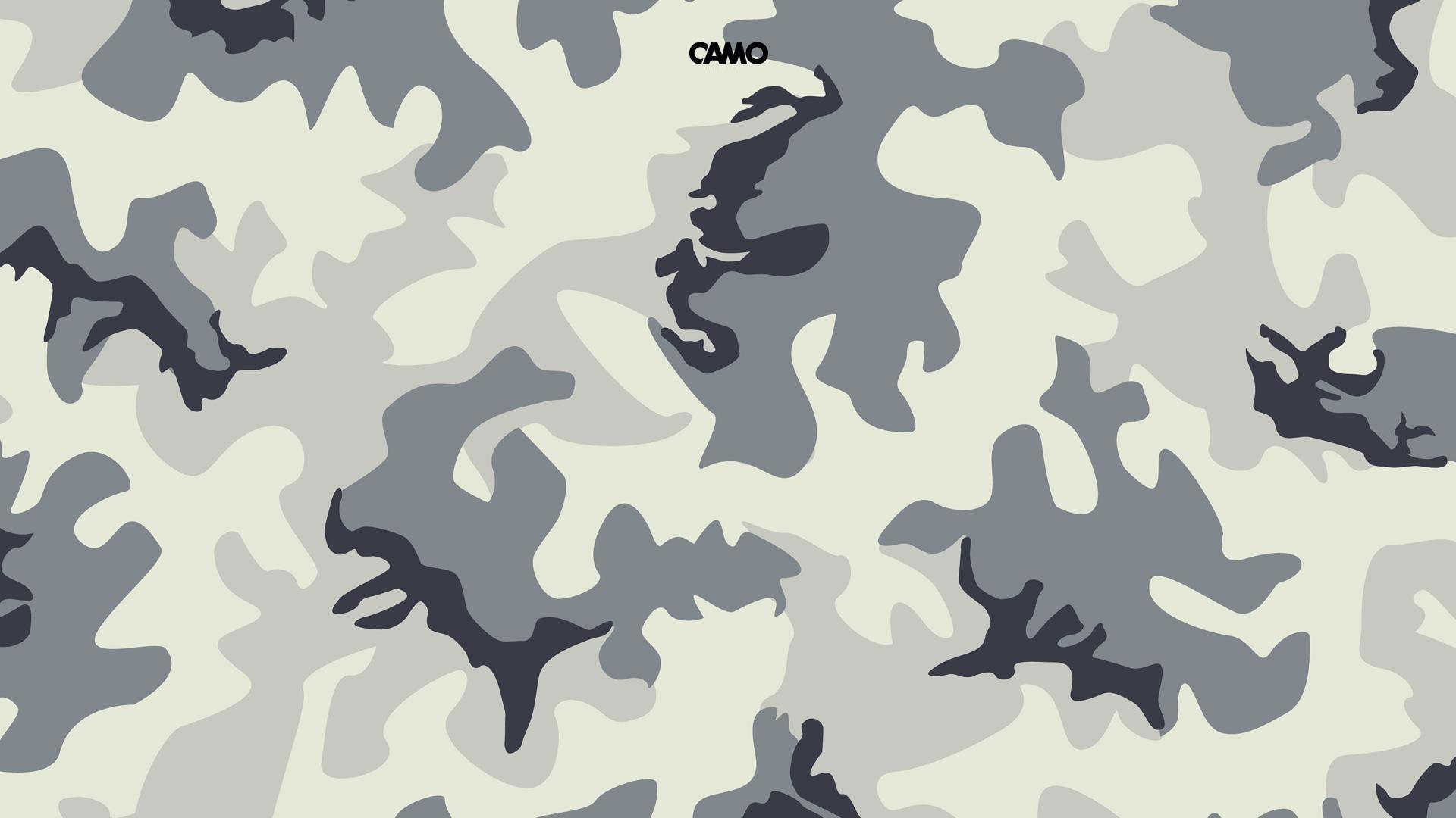 Urban Camo Wallpaper ·①