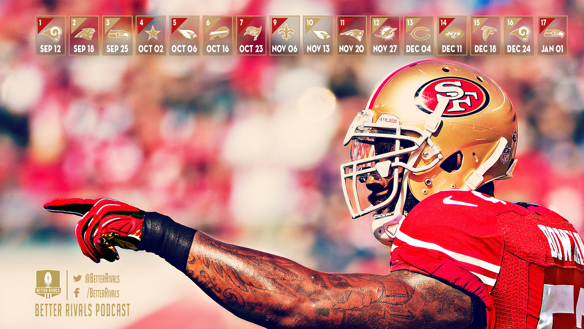 1920x1080 New 49ers Wallpapers for Desktop and Mobile · Download ... san ...
