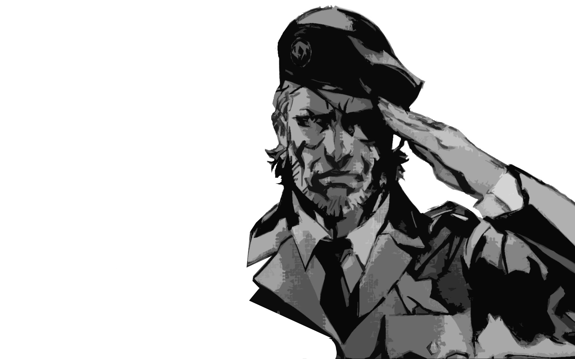 Solid Snake Wallpaper Wallpapertag