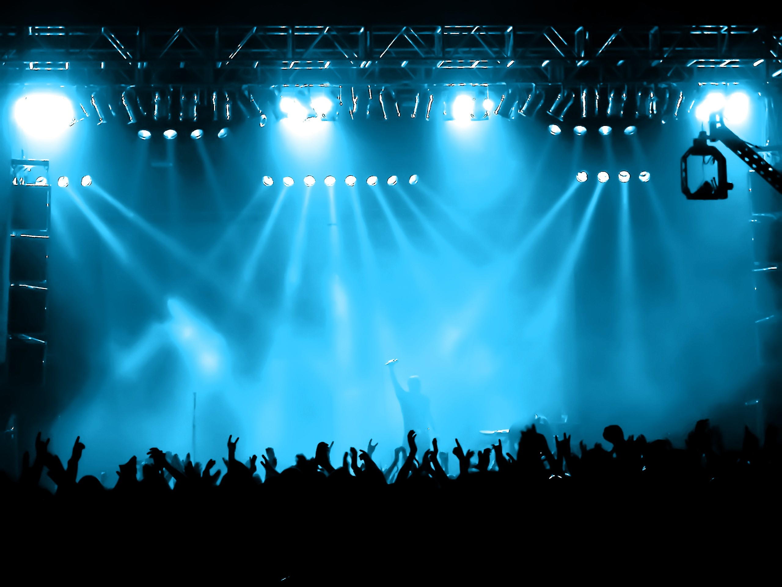Concert background ·① Download free cool full HD wallpapers for ... for Concert Stage Lights Background  53kxo