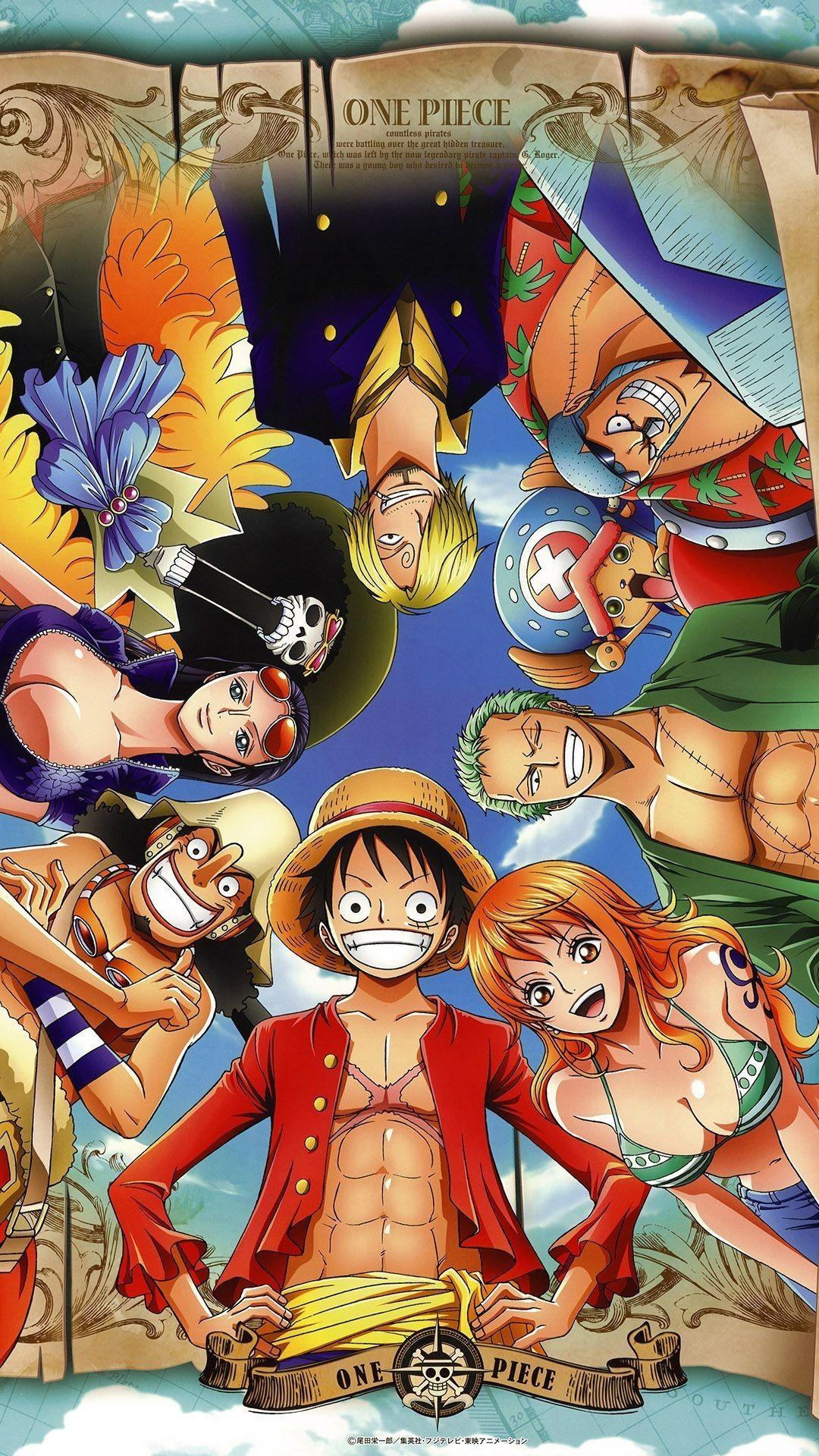 One Piece Chibi Wallpaper 1