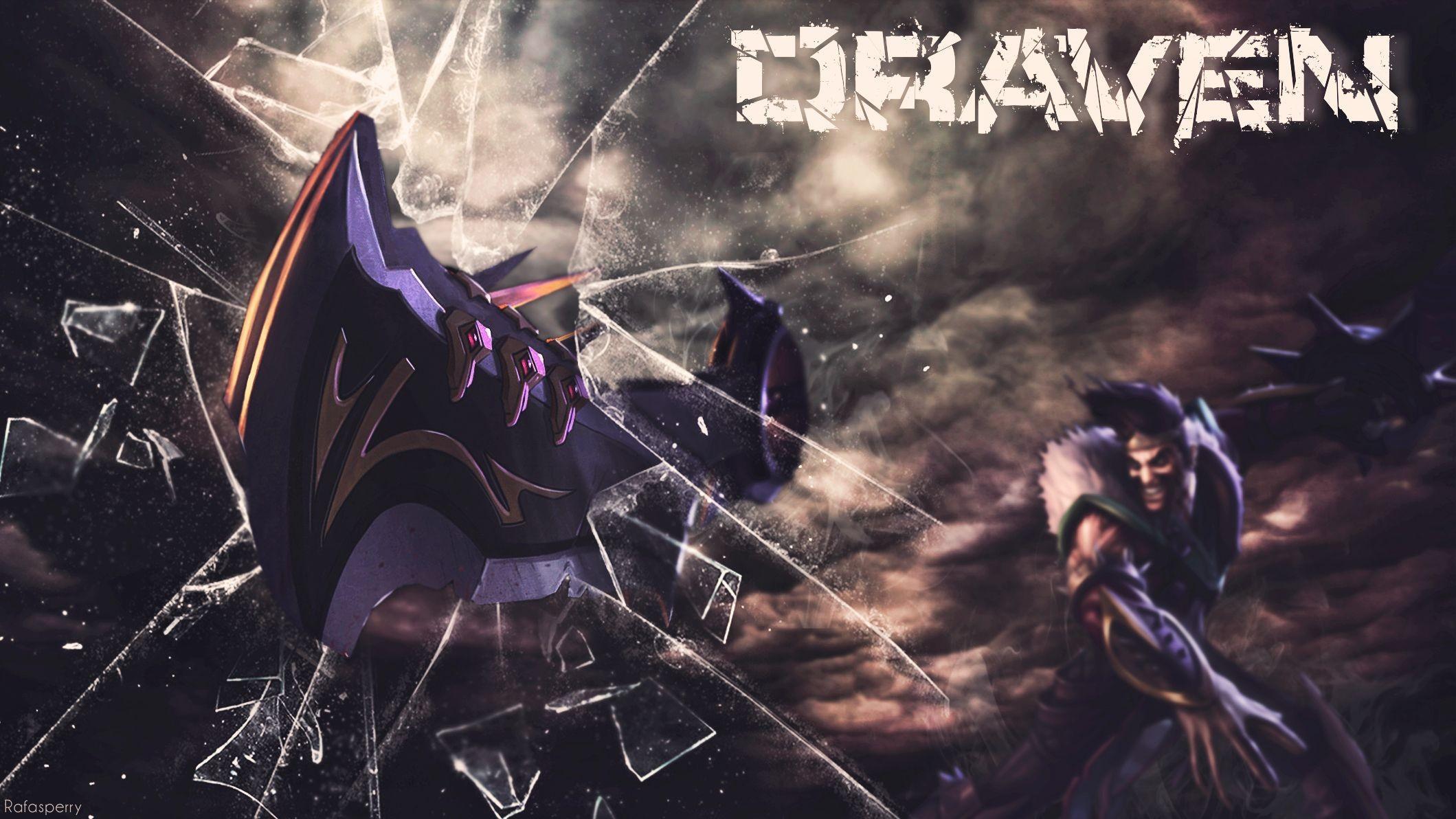 Draven wallpaper ·① Download free backgrounds for desktop
