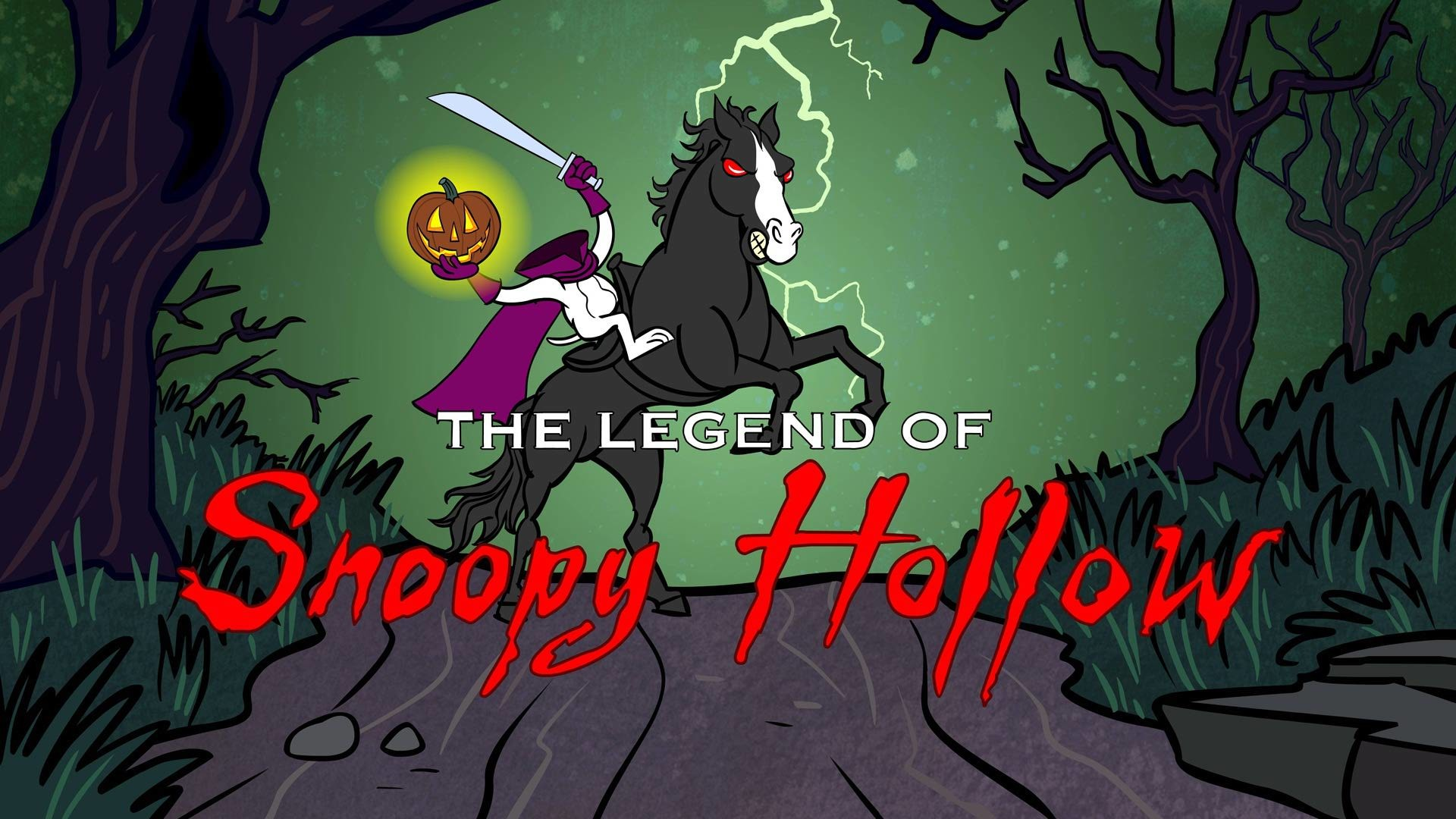 Snoopy Halloween Movie