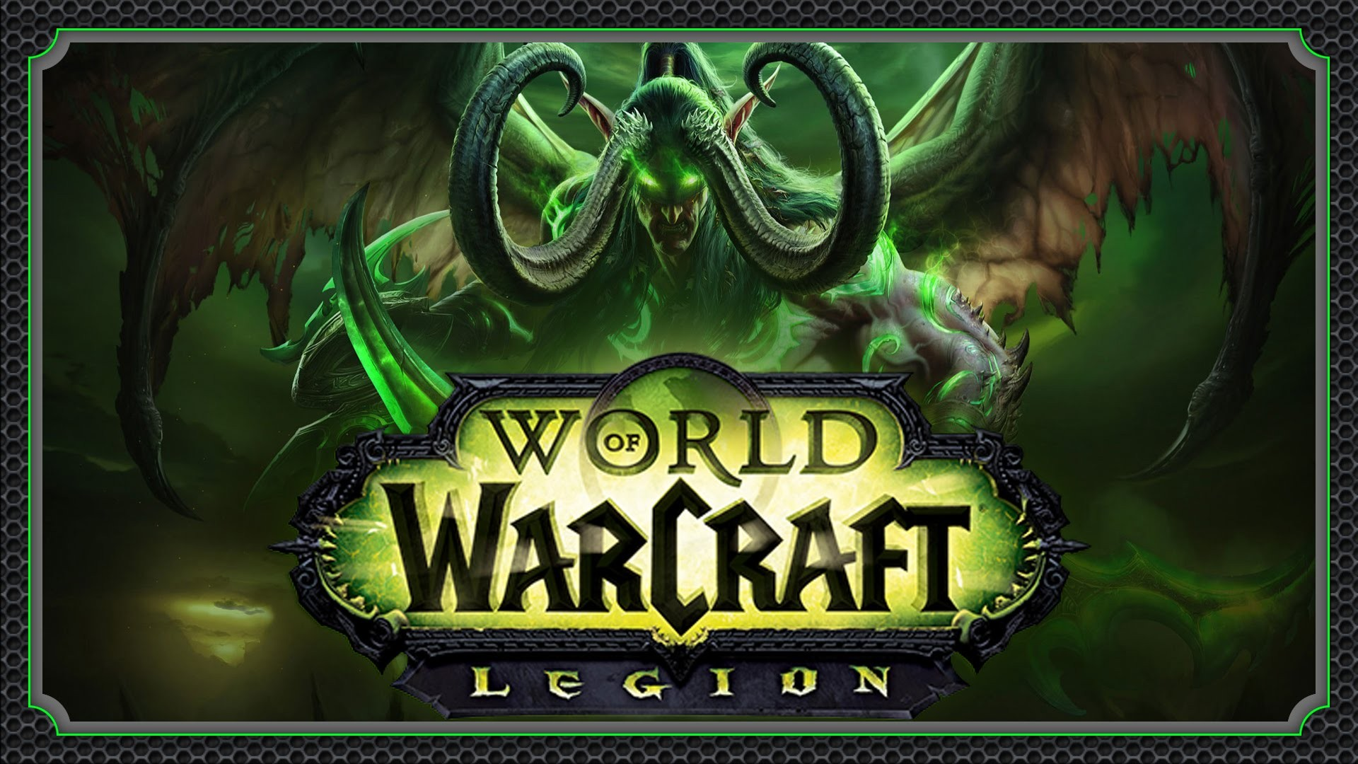 World Of Warcraft Legion Wallpaper Download Free Awesome Hd