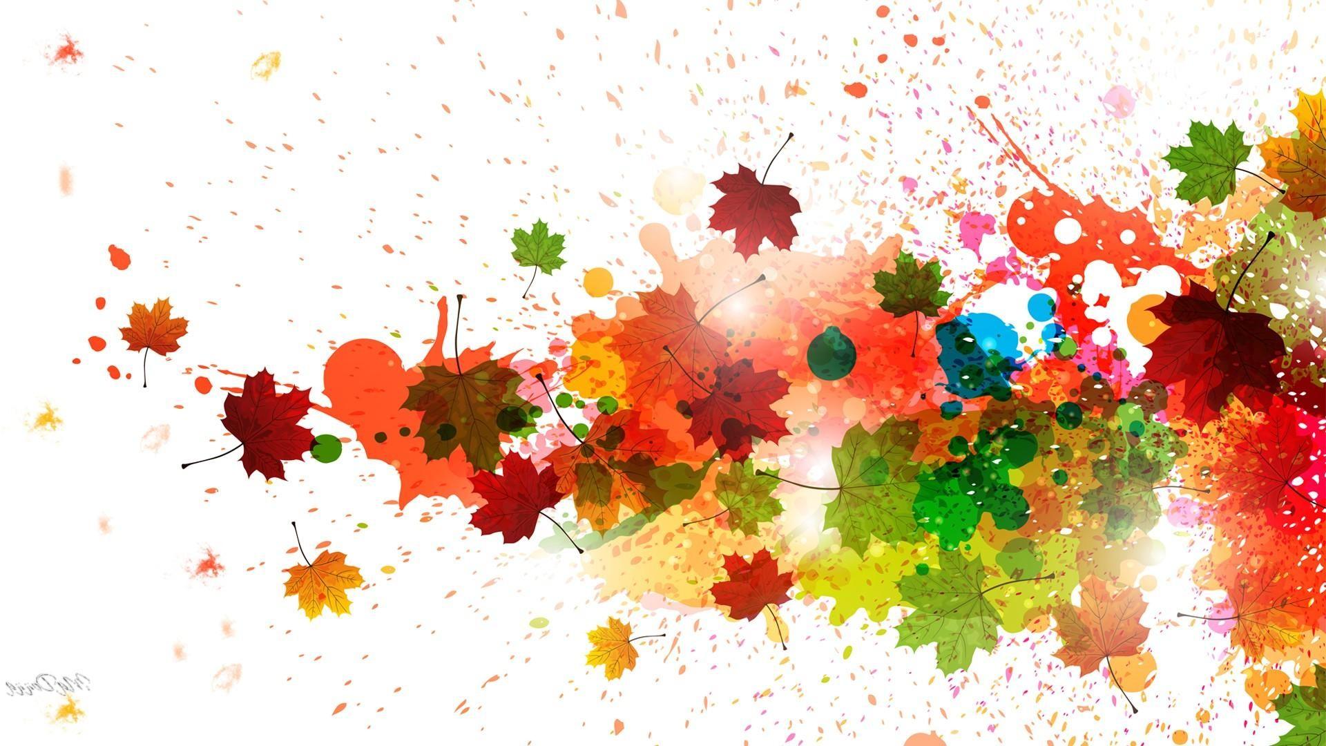 splatter paint wallpaper ·①