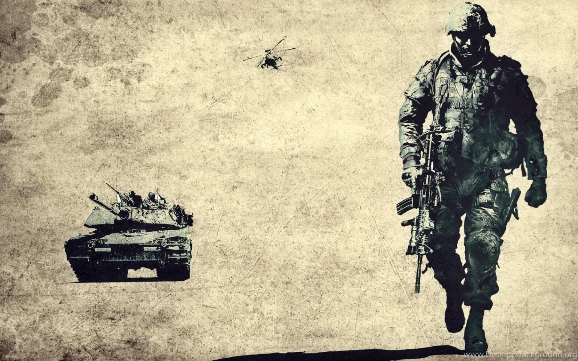 Army Airborne Ranger Wallpaper 1