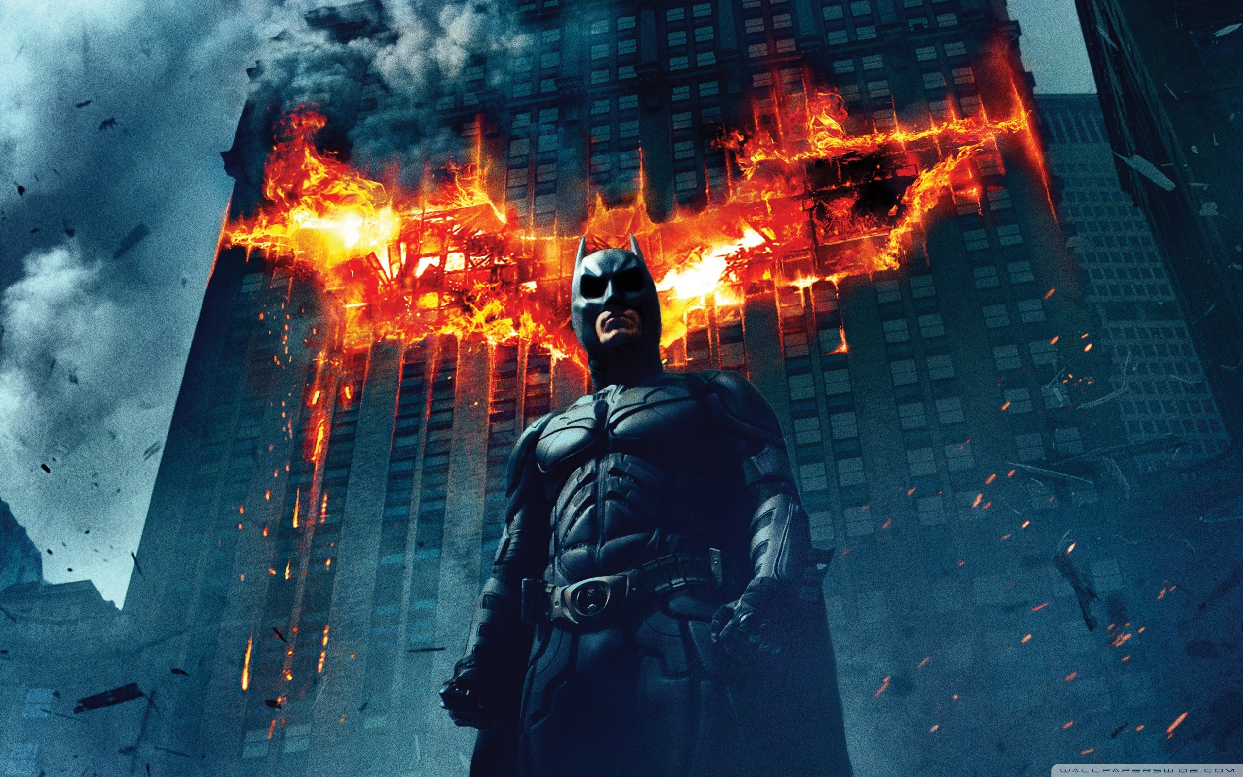 Batman Dark Knight Wallpaper Wallpapertag