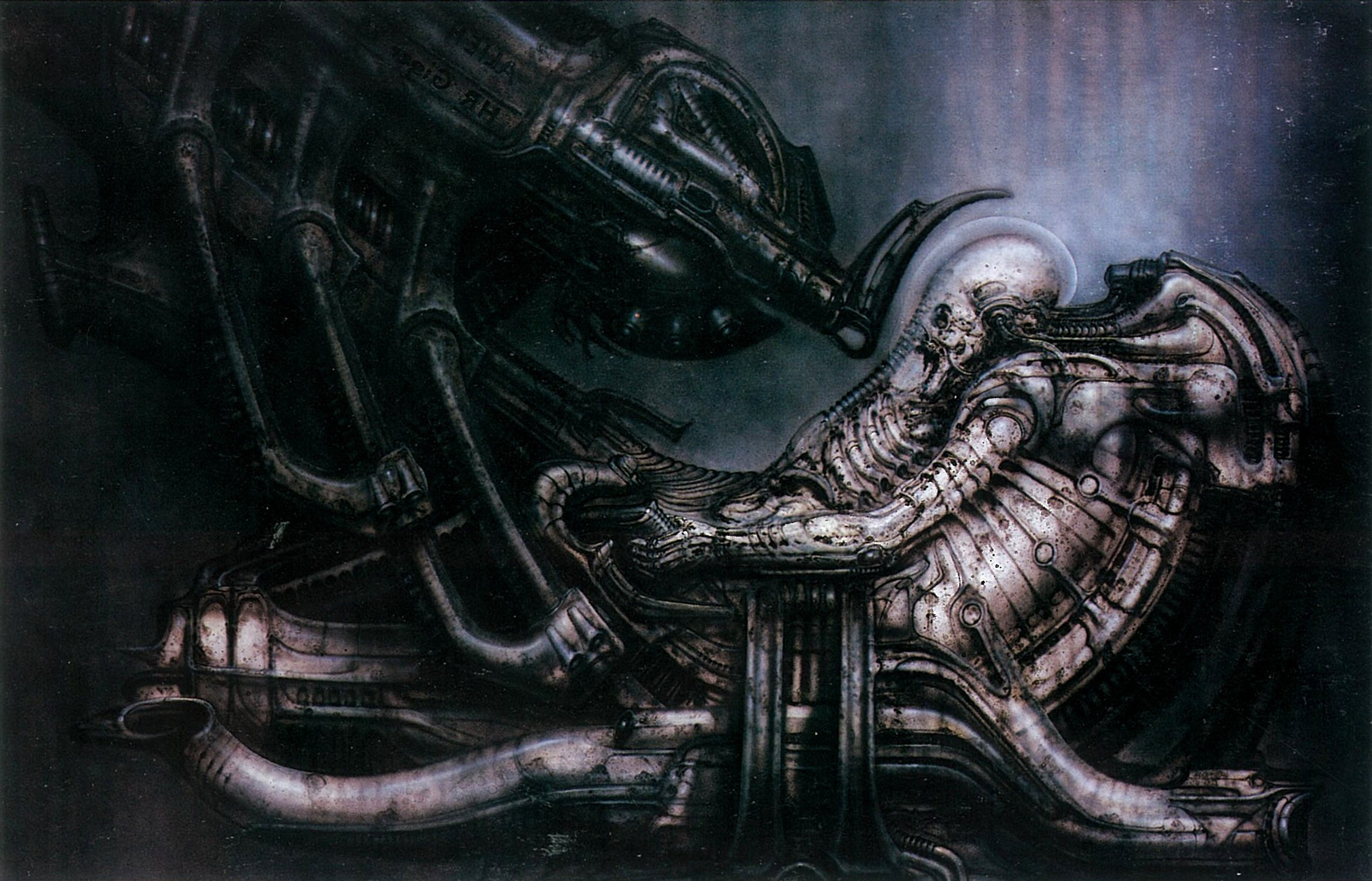 h r gieger Hrgiger 53,834 likes 6,582 talking about this this is a fanpage for donation,paypal: ken-zahn@webde all copyright goes to hrgiger der.