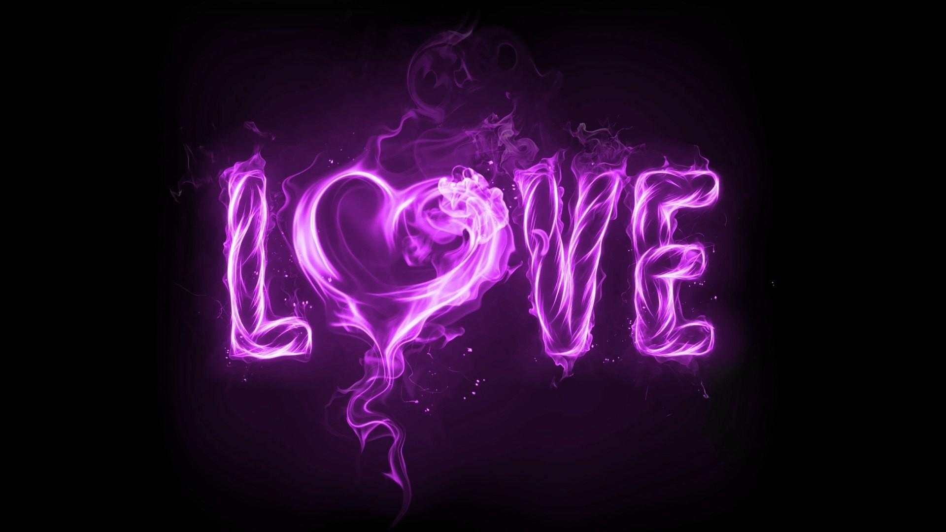 purple hearts wallpaper ·①