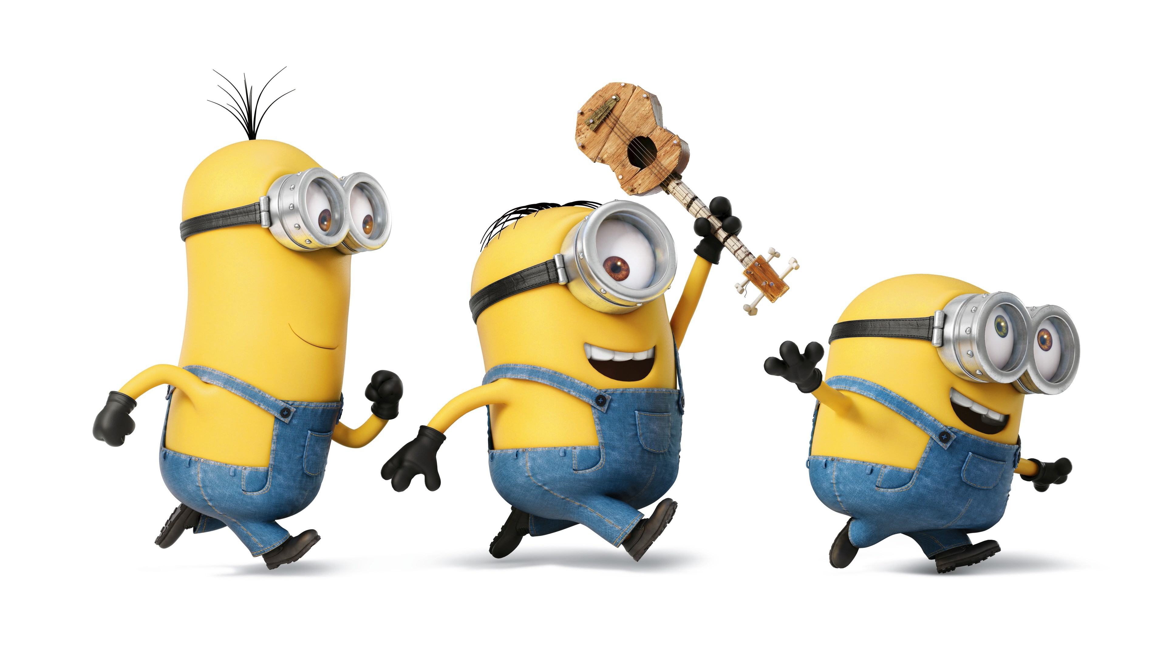Despicable Me 3 Minions Wallpapers ·① WallpaperTag