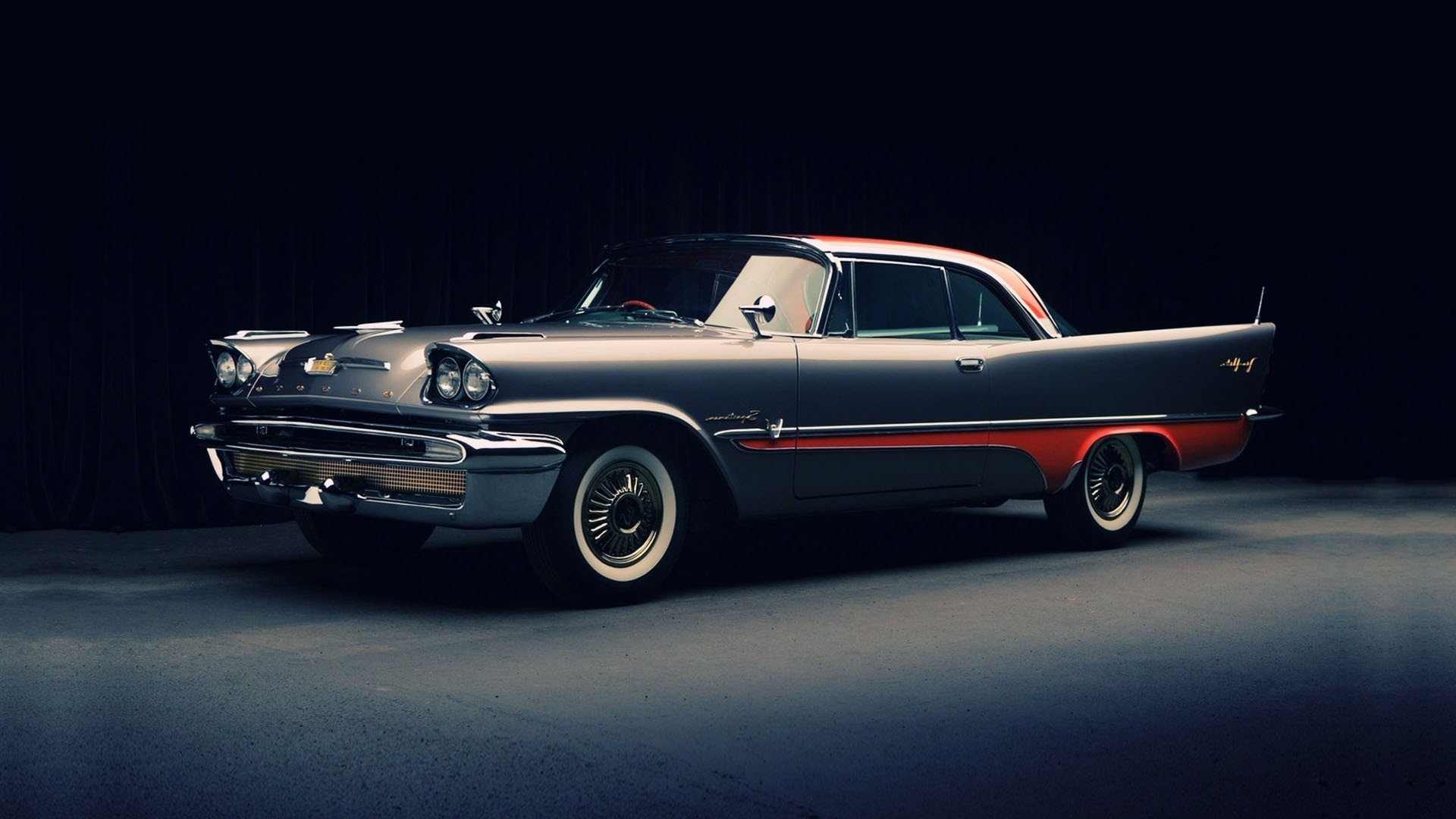 Old Classic Cars Wallpaper