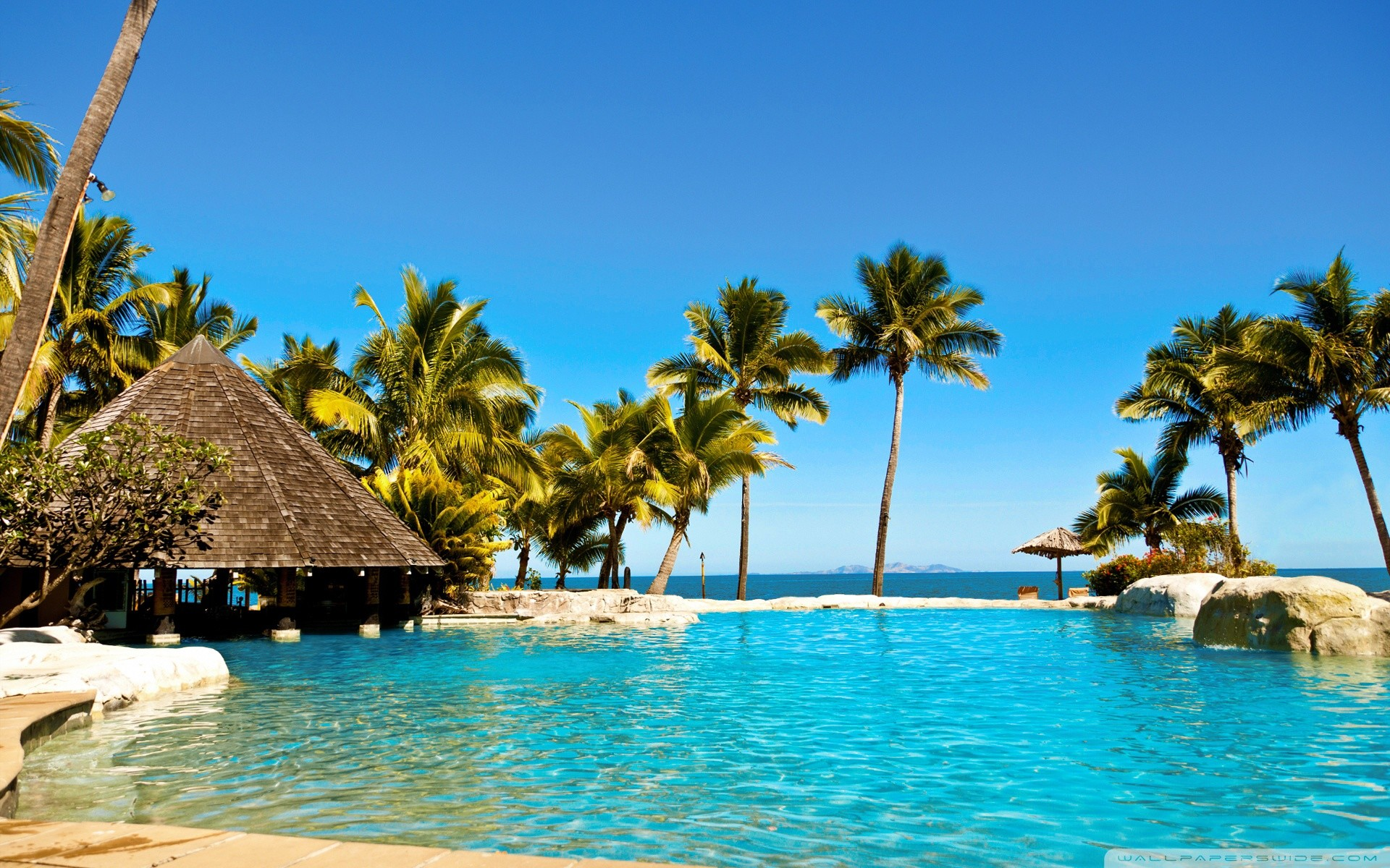 1920x1200 For Your Desktop 41 Top Quality Fiji Wallpapers BsnSCB Gallery