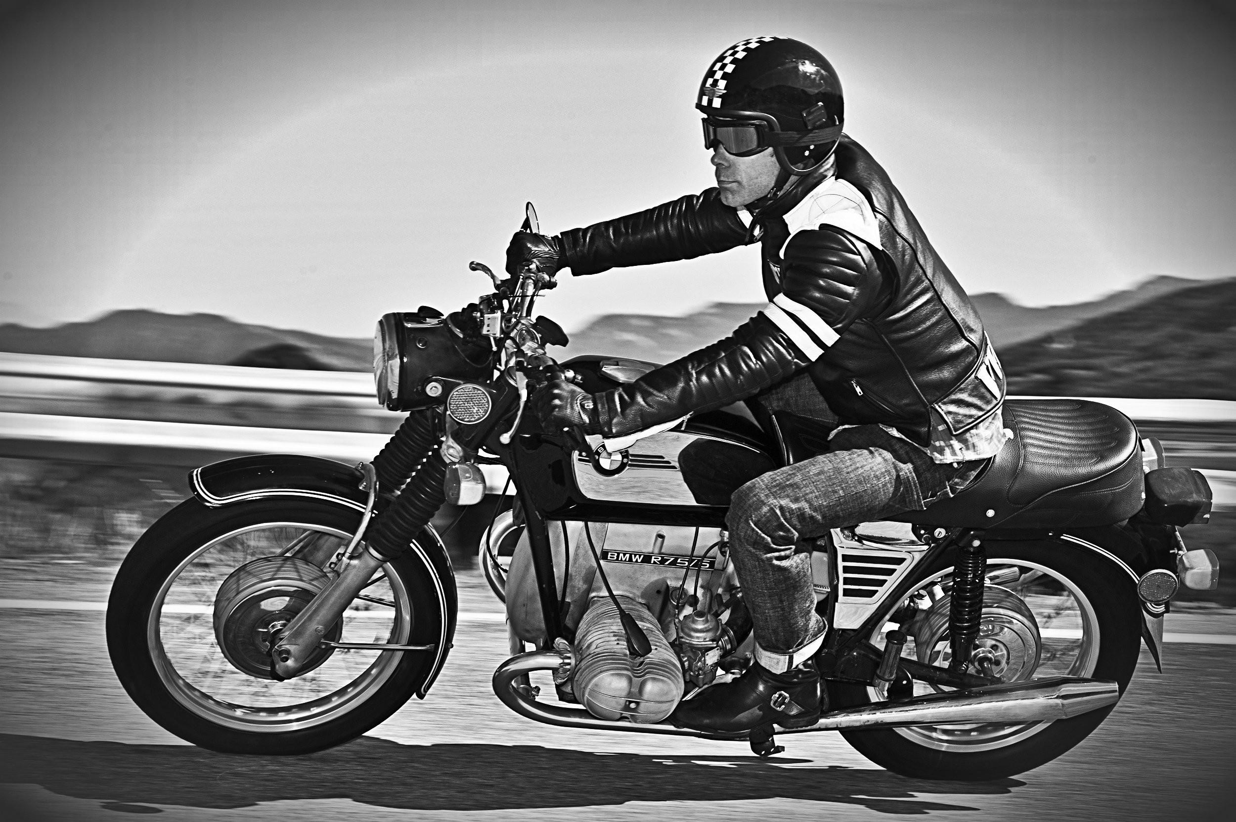 Винтажный мотоцикл картинки
