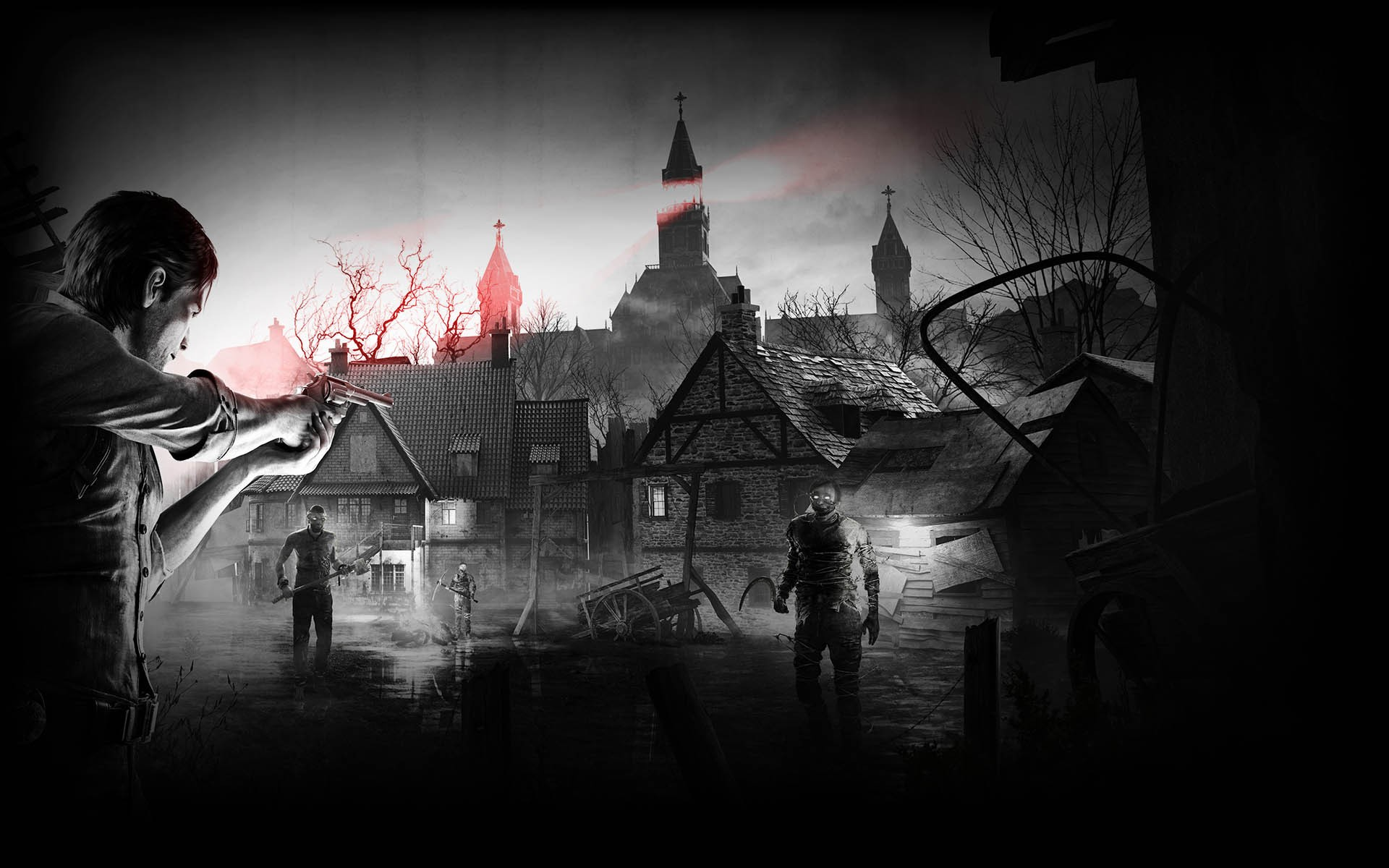 The Evil Within Wallpapers Or Desktop Backgrounds: Evil Background ·① Download Free Cool High Resolution