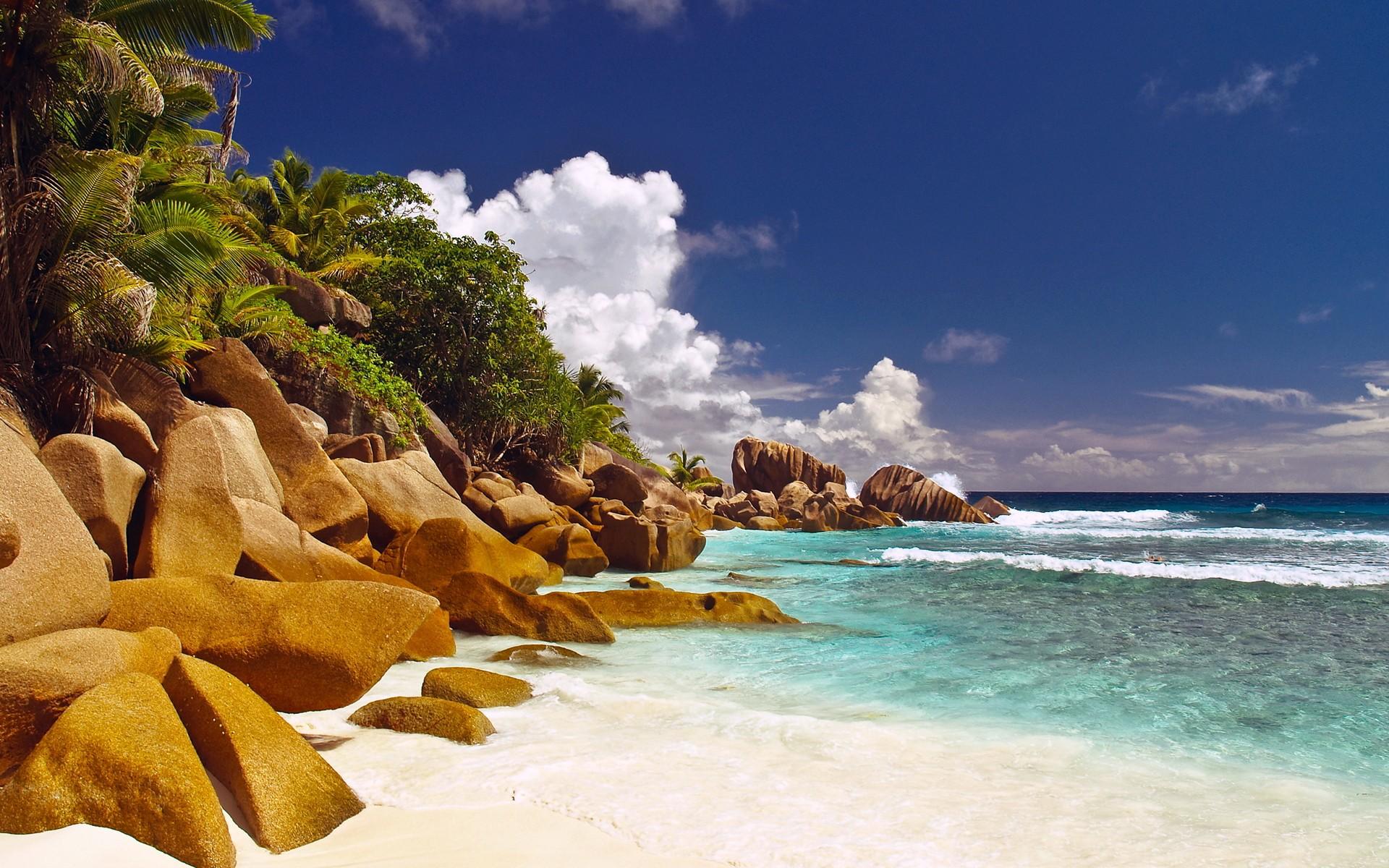 Beach Background ·① Download Free Beautiful High