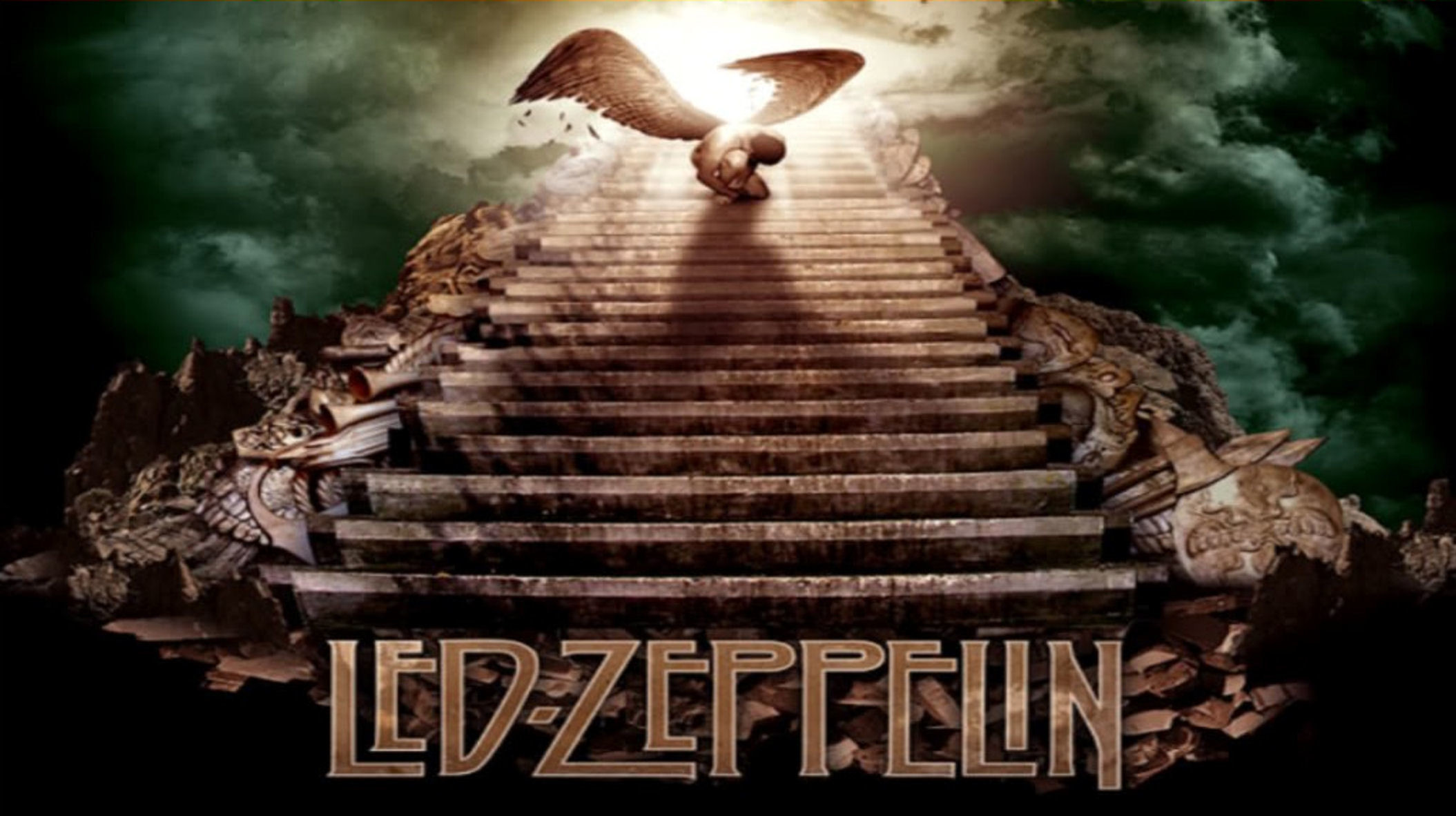 Led Zeppelin Wallpapers Wallpapertag