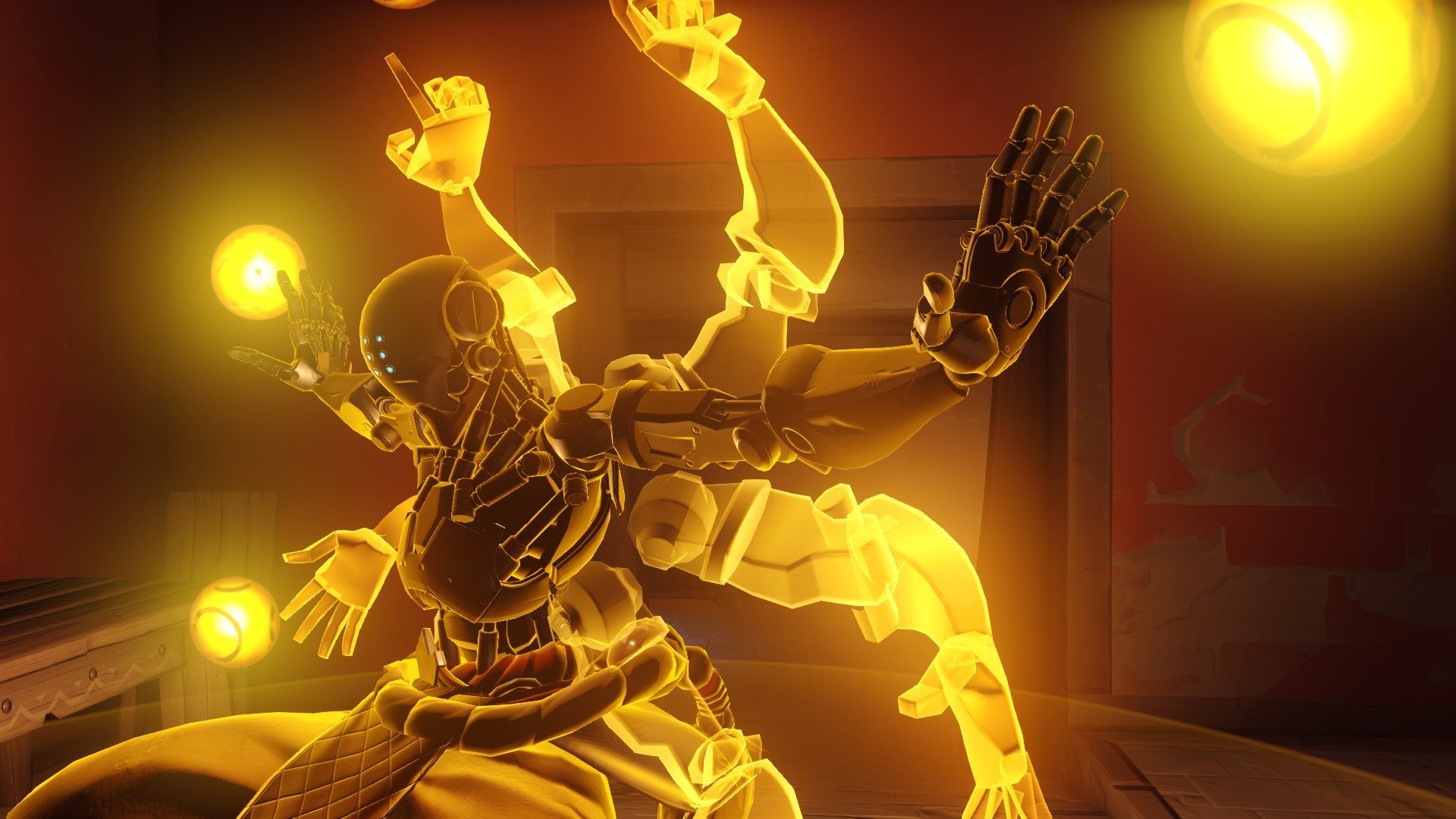 Overwatch Zenyatta Wallpaper ·① Download Free Cool High