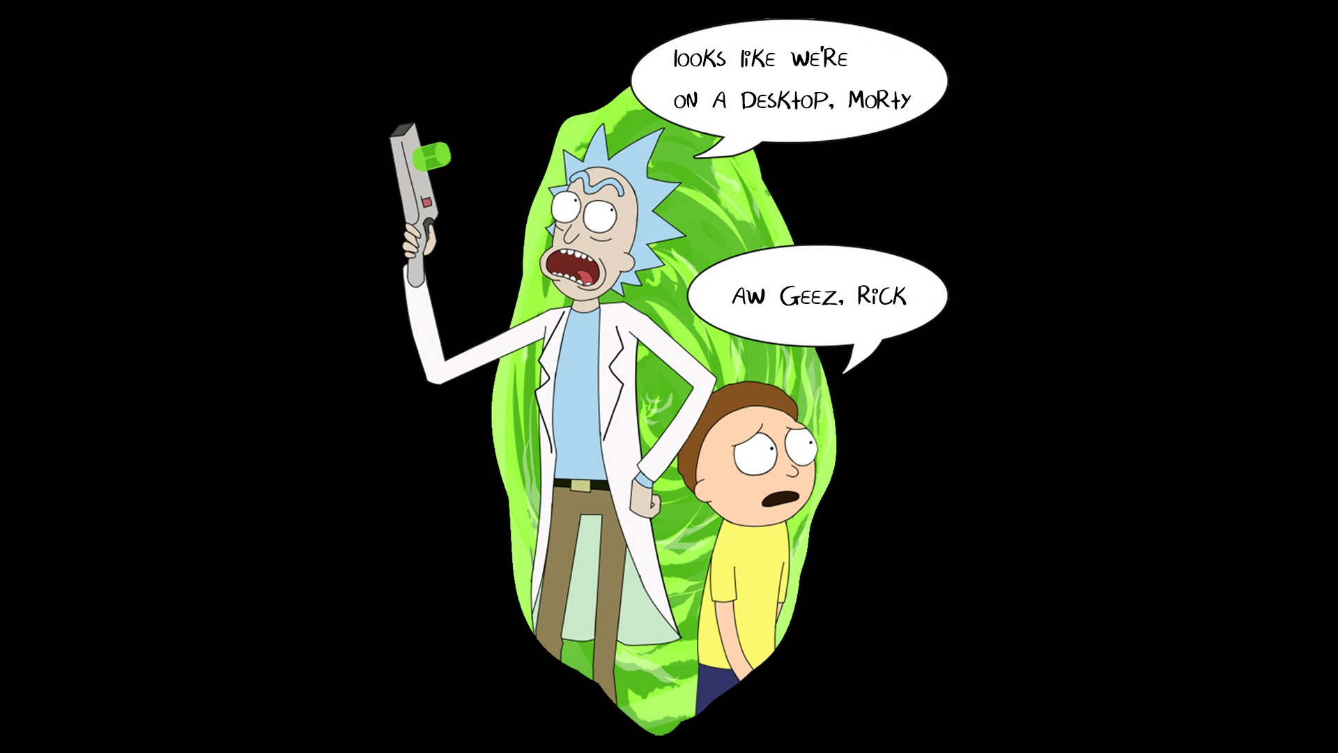 Rick And Morty Wallpaper 1 Download Free HD Wallpapers Of