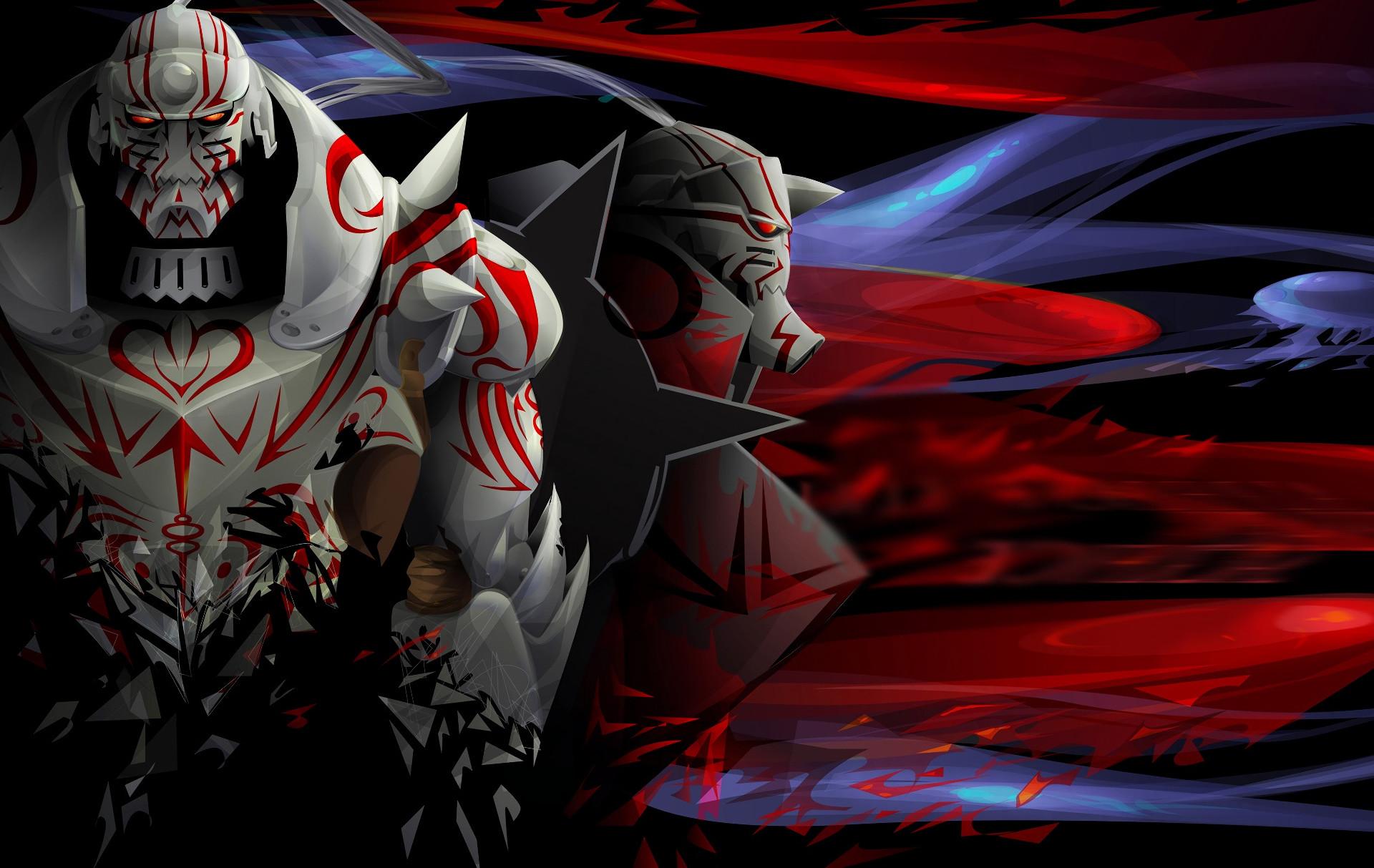 Fullmetal Alchemist Brotherhood Wallpapers Wallpapertag