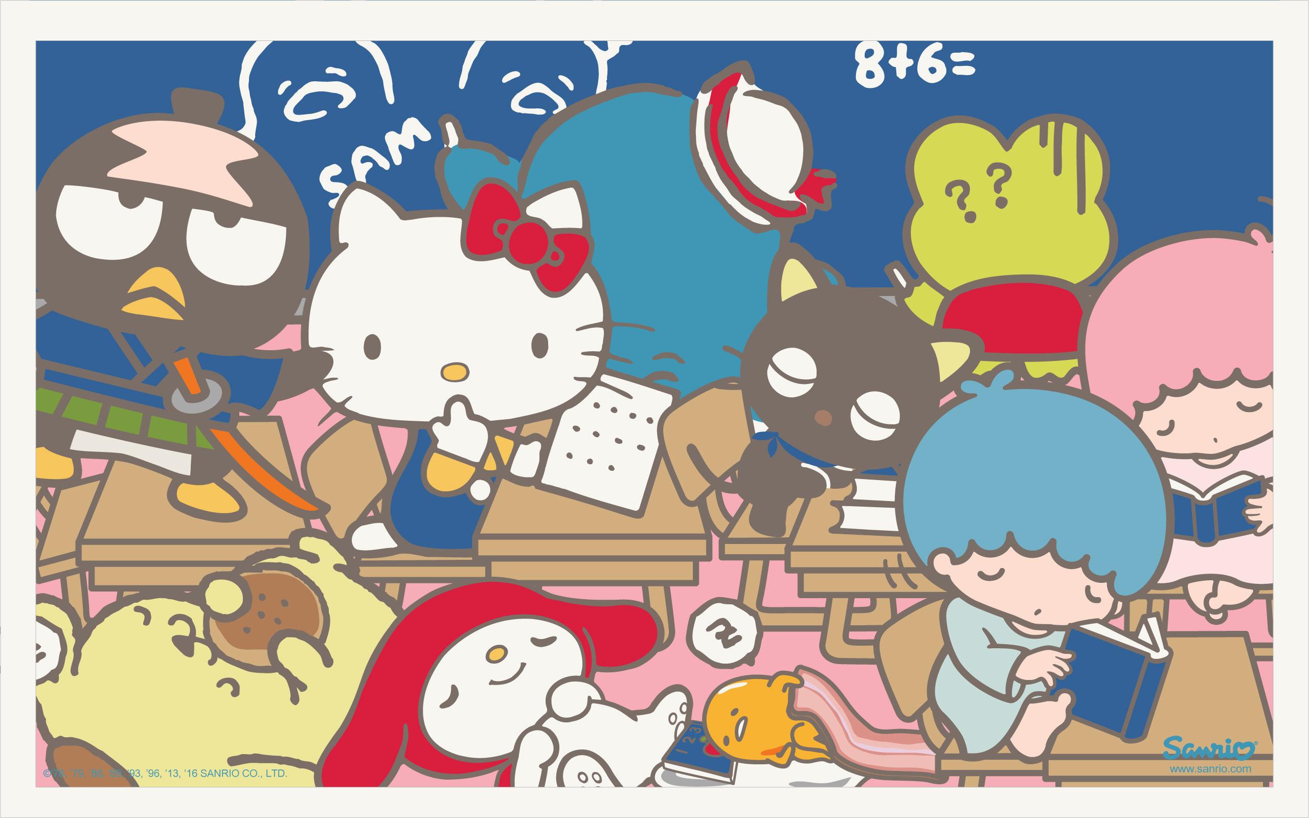 Sanrio Wallpaper ·① WallpaperTag