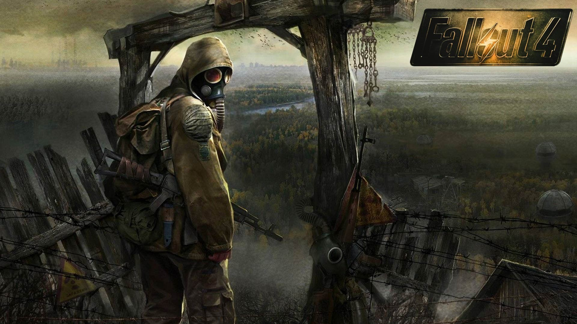 Fallout 4 hd wallpaper download free cool high resolution 1920x1080 on october 2 2015 by stephen comments off on fallout 4 hd voltagebd Image collections