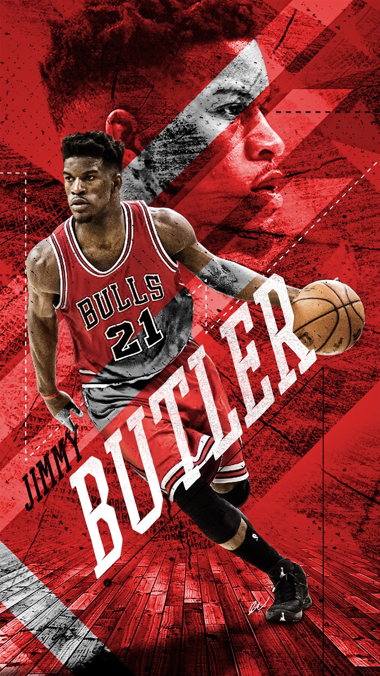 JIMMY BUTLER'S JOURNEY FROM BEING HOMELESS TO BECOMING A ... |Jimmy Butler Dunk Wallpaper