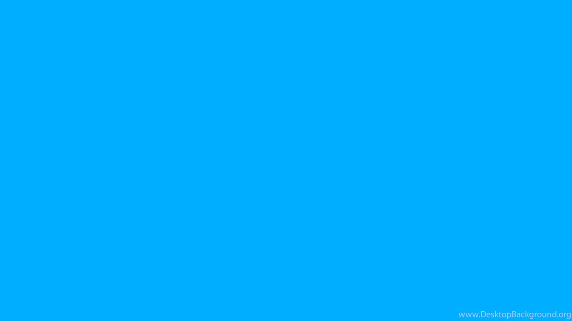Plain Blue Screen Wallpaper 1920x1080 ·①