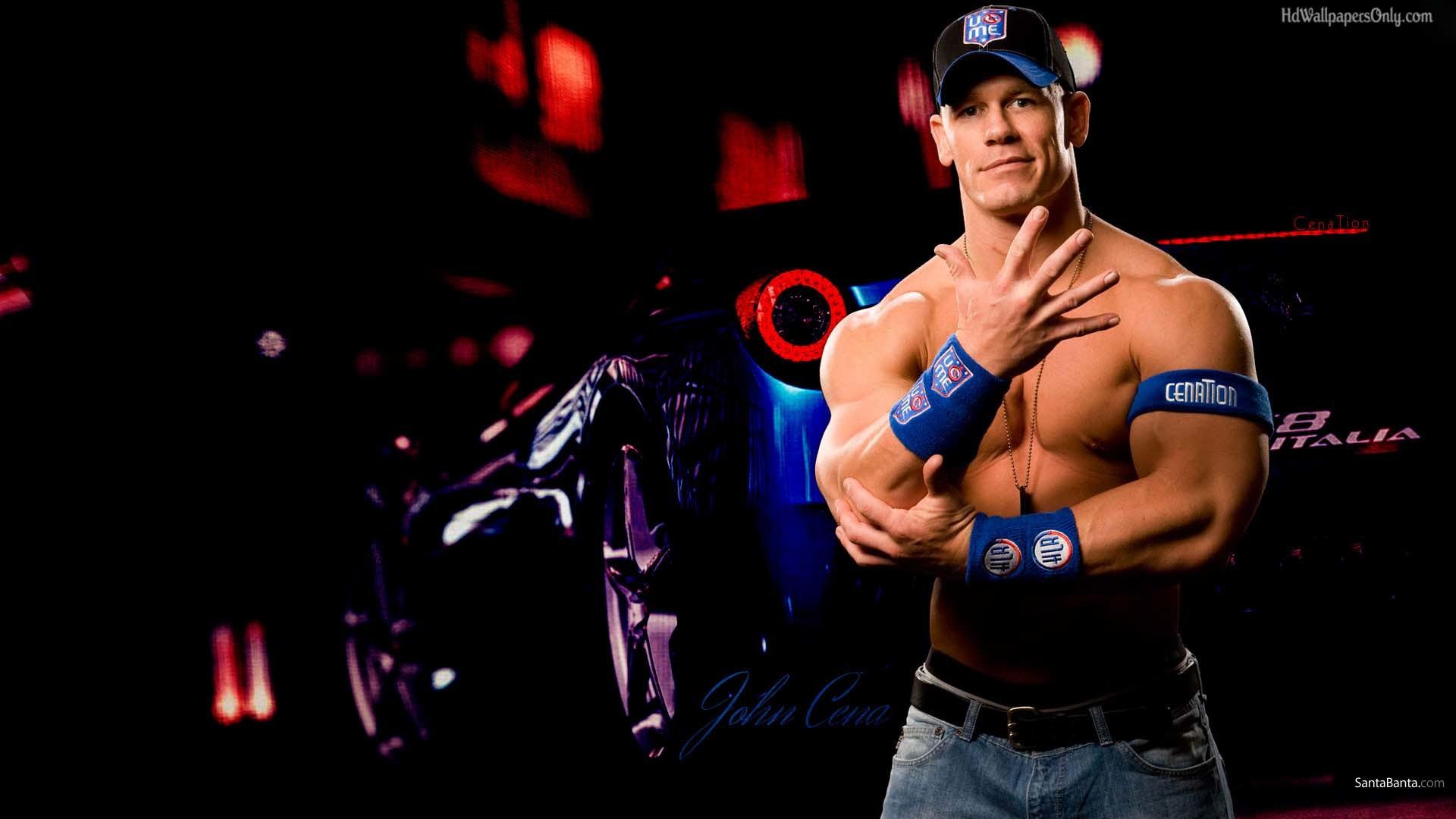 Wwe John Cena Wallpaper Hd Wallpapertag