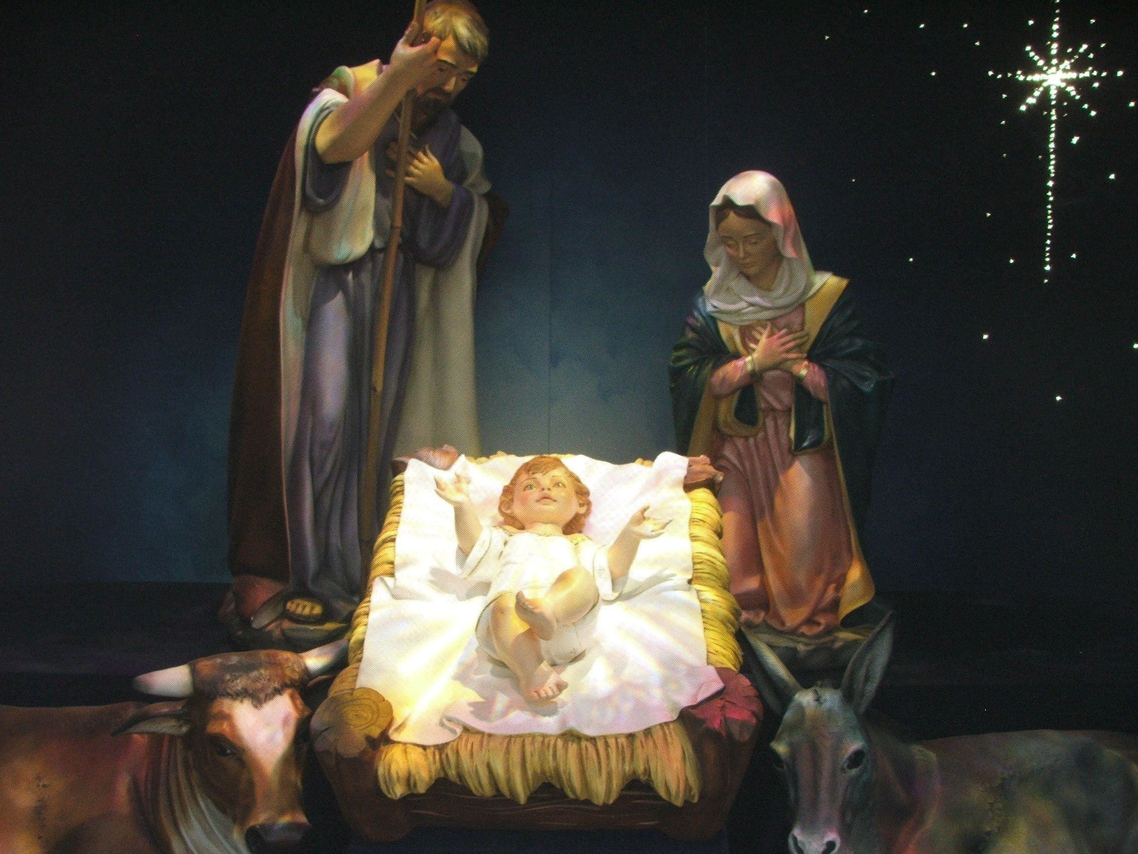 29+ Baby Jesus Birth Images Wallpaper Images