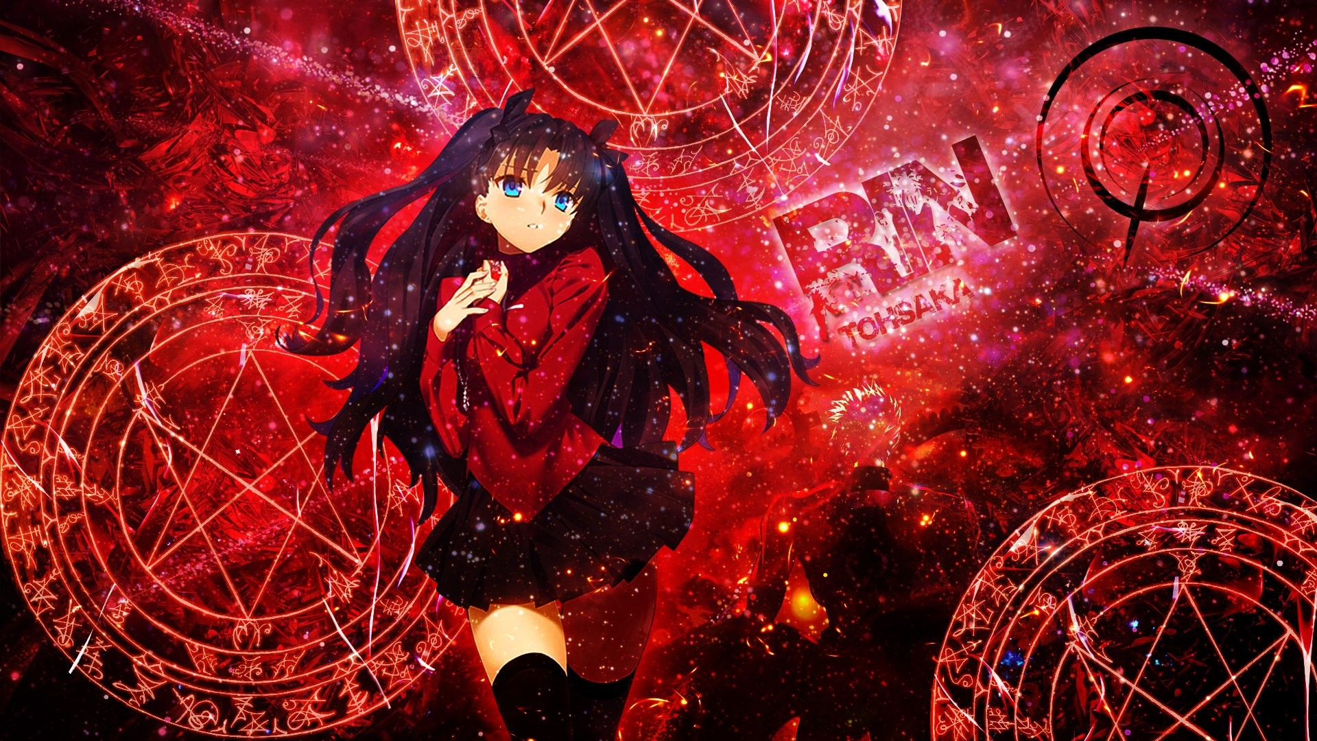 fatestay night unlimited blade works wallpapers ·①