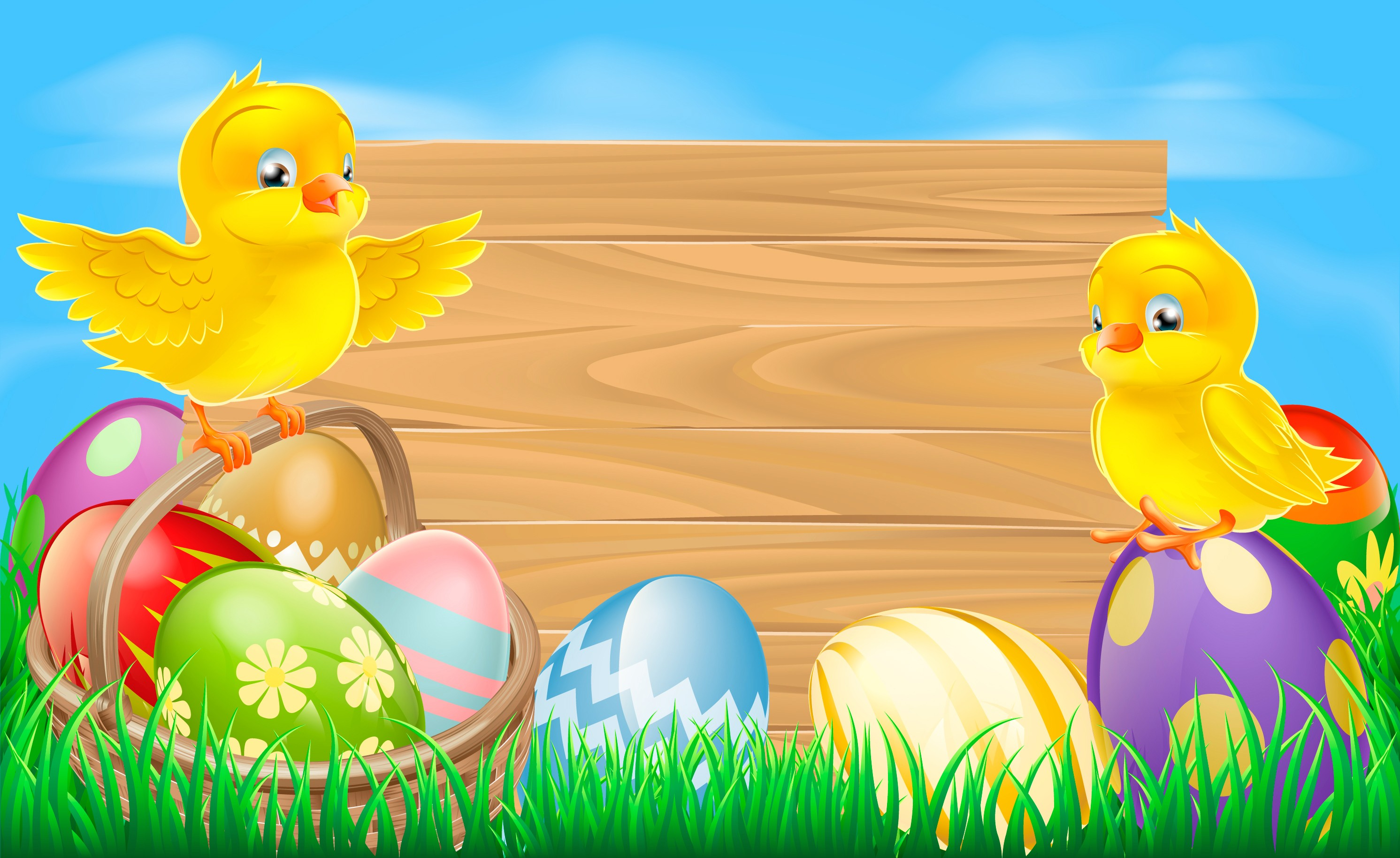 Easter background download free awesome wallpapers for - Easter desktop wallpaper ...