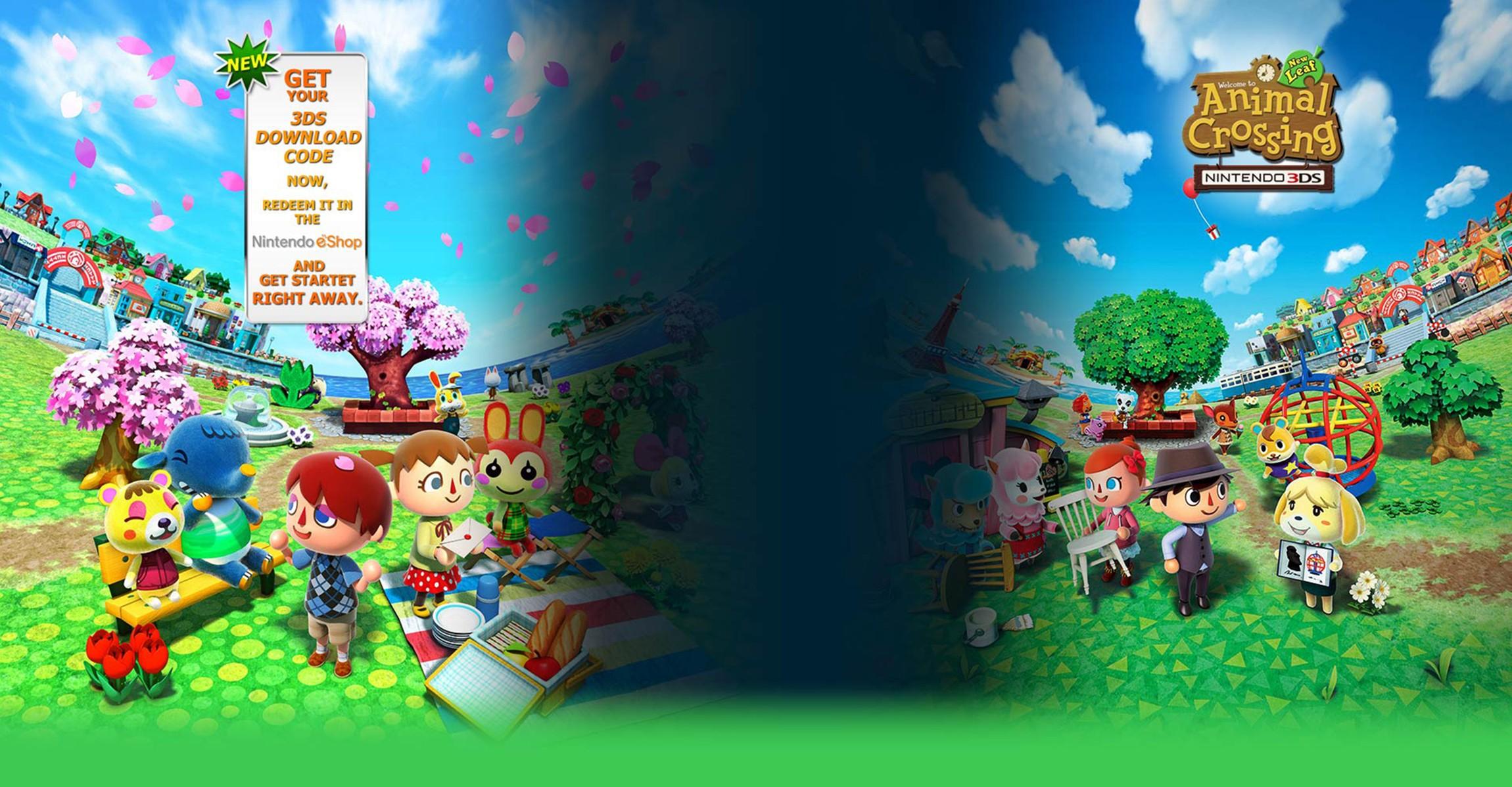 3ds Animal Crossing New Leaf Download Code Free Download Rar