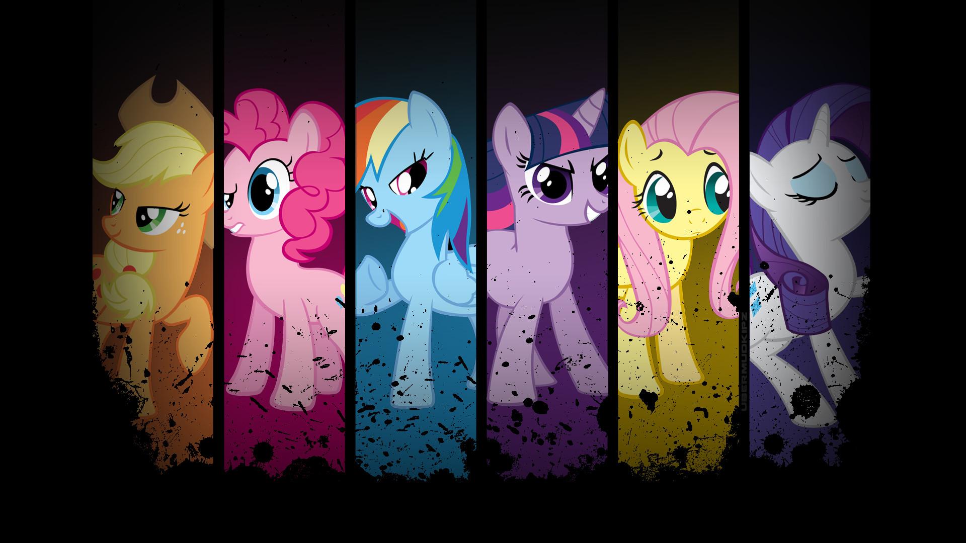 My Little Pony Hd Wallpaper Wallpapertag