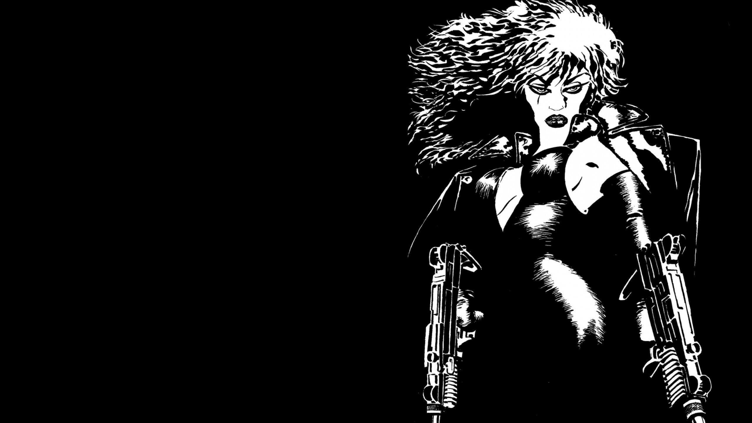 Sin City Comic Book Wallpaper ·①