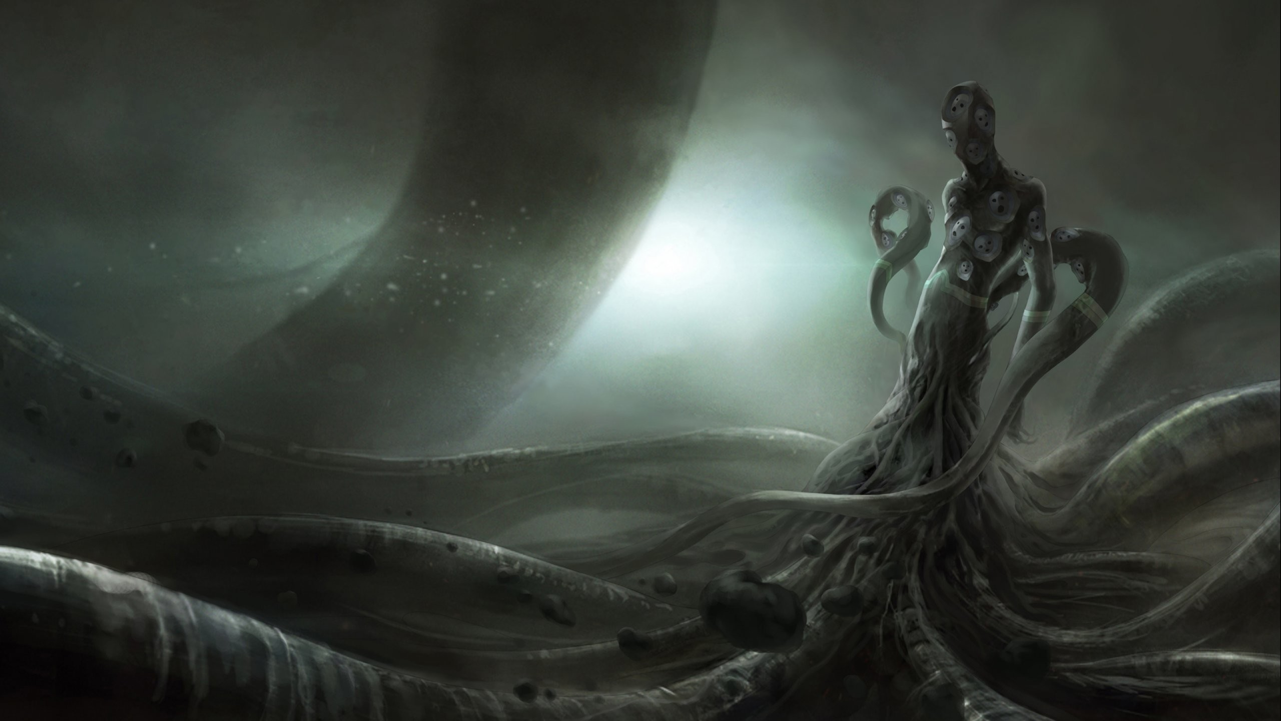 Cthulhu Art Wallpaper HD Wallpapers Download Free Images Wallpaper [1000image.com]