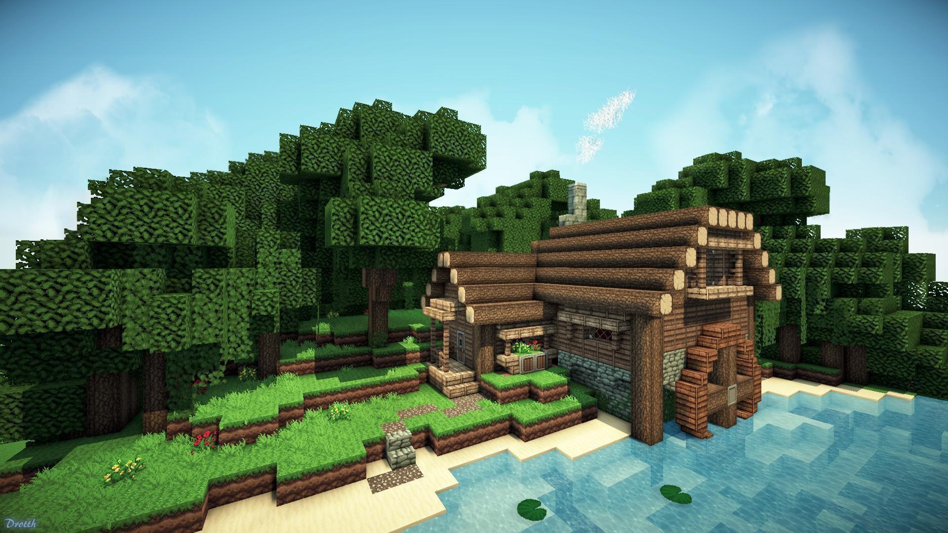 Simple Wallpaper Minecraft Beach - 430048-new-epic-minecraft-background-1920x1080  Best Photo Reference_87089.jpg
