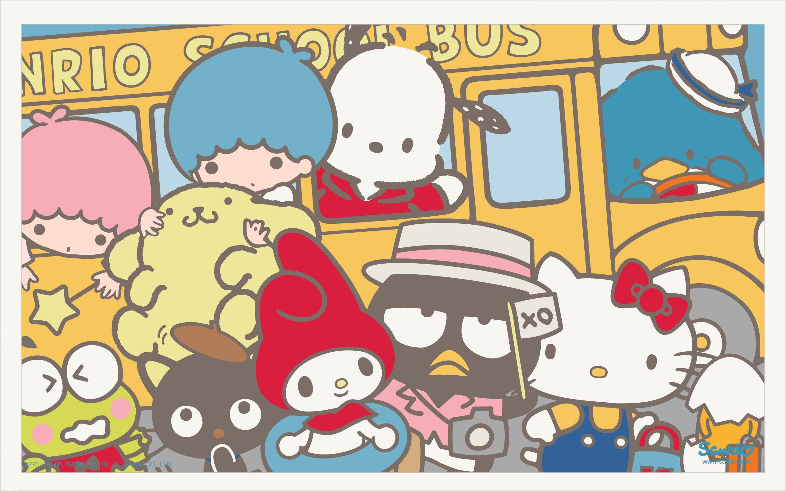Sanrio Wallpaper Wallpapertag