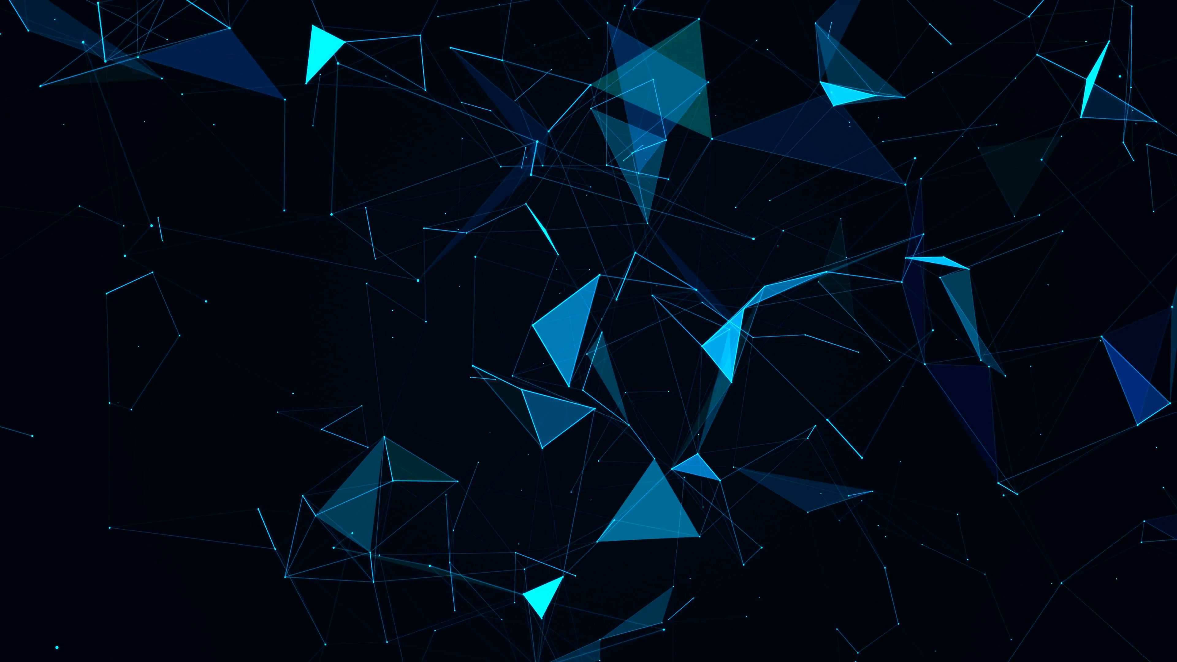 Technology Background Laptop: Polygon Background ·① Download Free Beautiful High