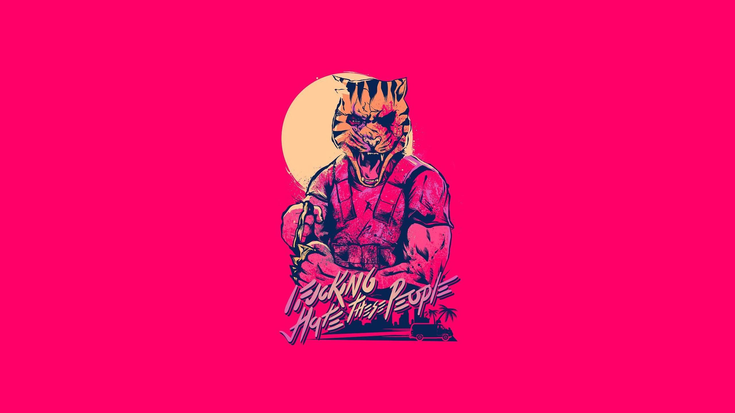 hotline miami wallpapers ·①