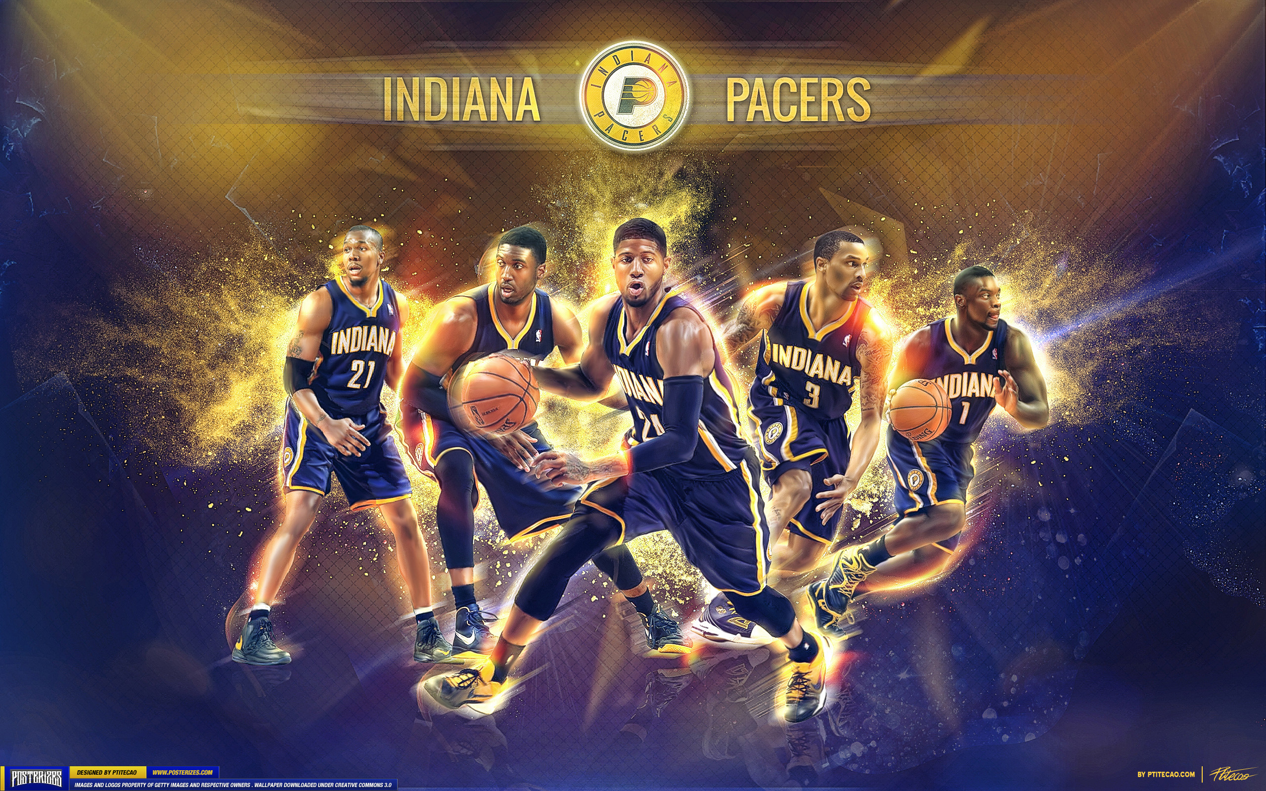 Indiana Pacers Wallpapers 183 ① Wallpapertag
