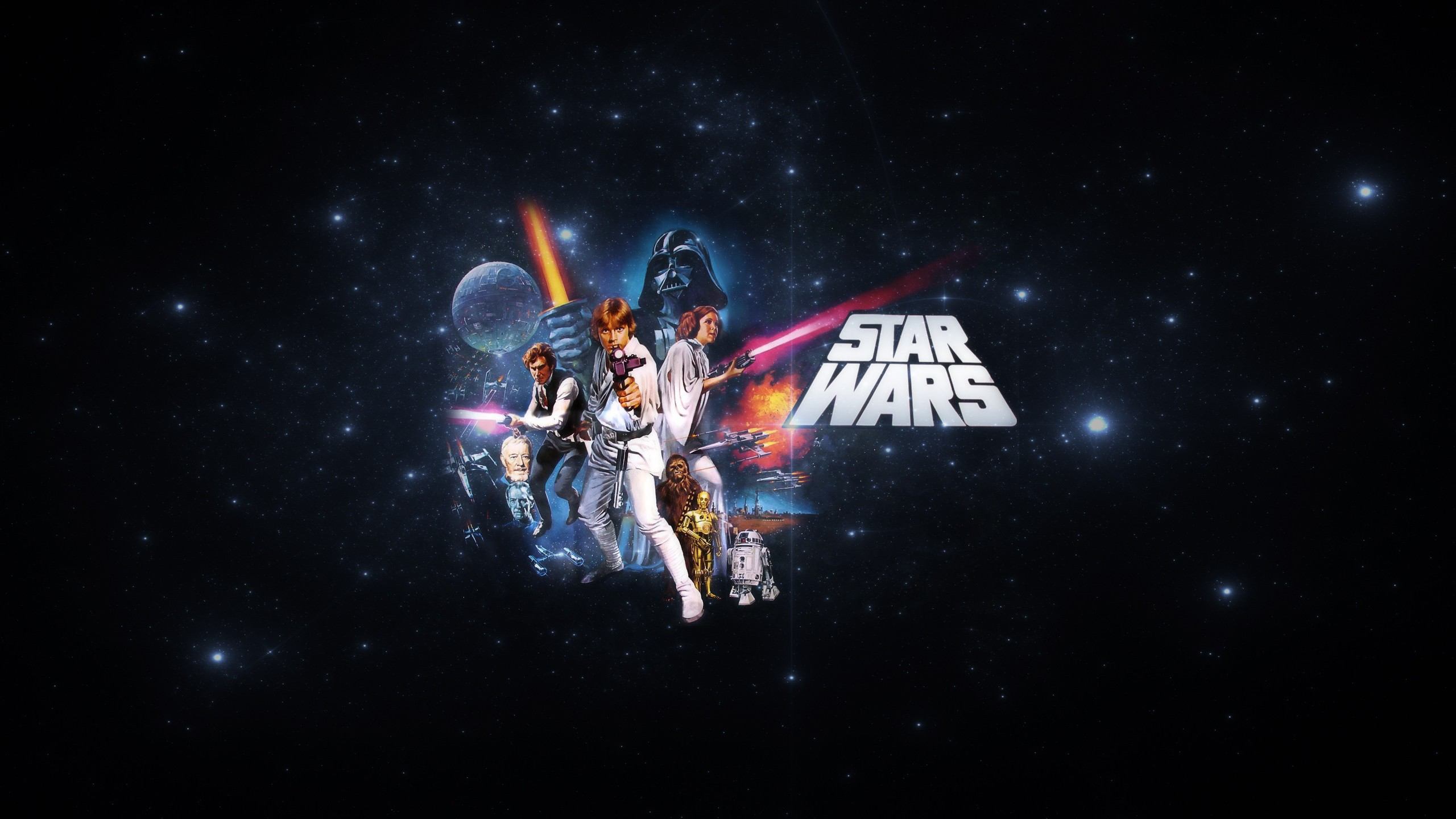 Star Wars Wallpaper 2560x1440 ·① Download Free Amazing HD