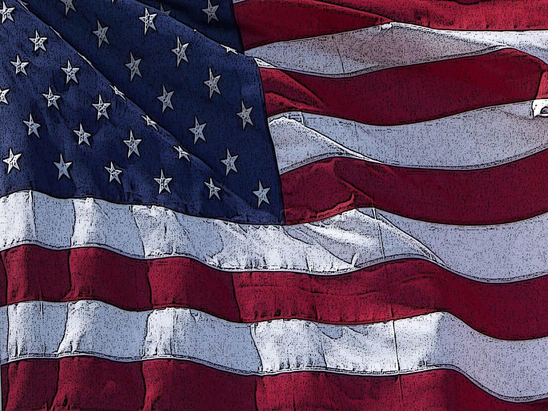 Прикольные картинки американский флаг, для сайта анимацией