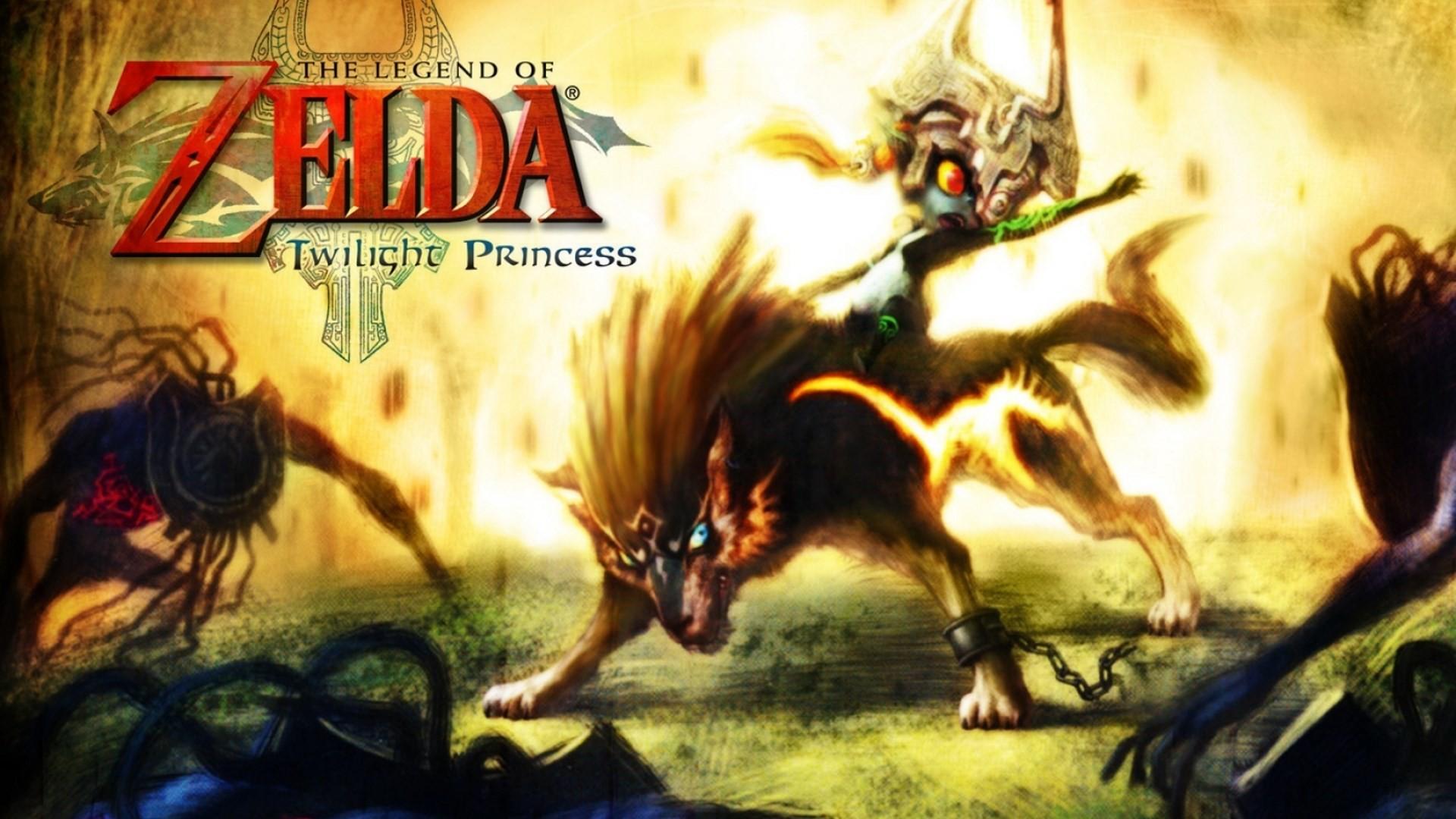 The Legend Of Zelda Twilight Princess Wallpaper Wallpapertag