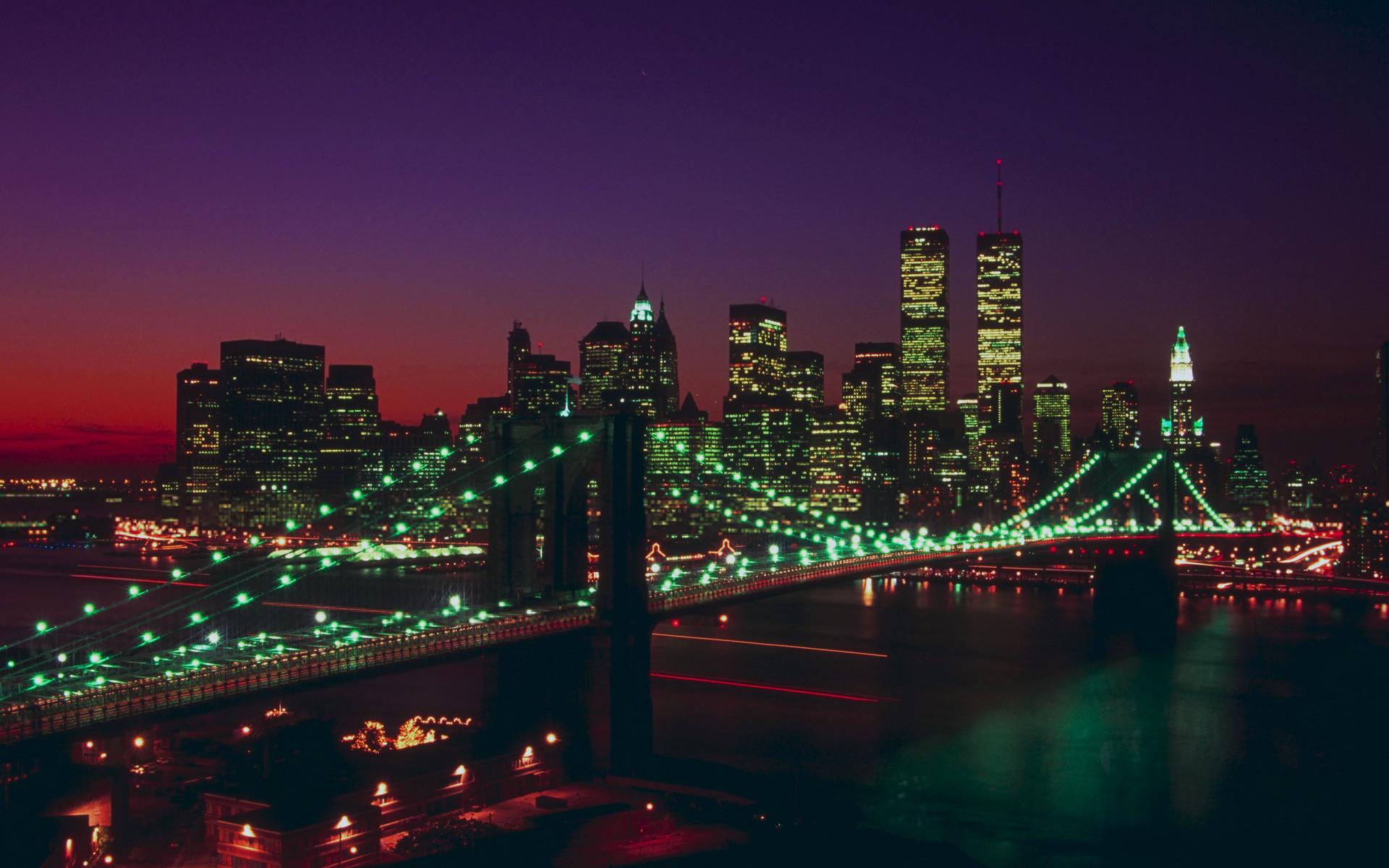 New York Skyline Wallpaper 1