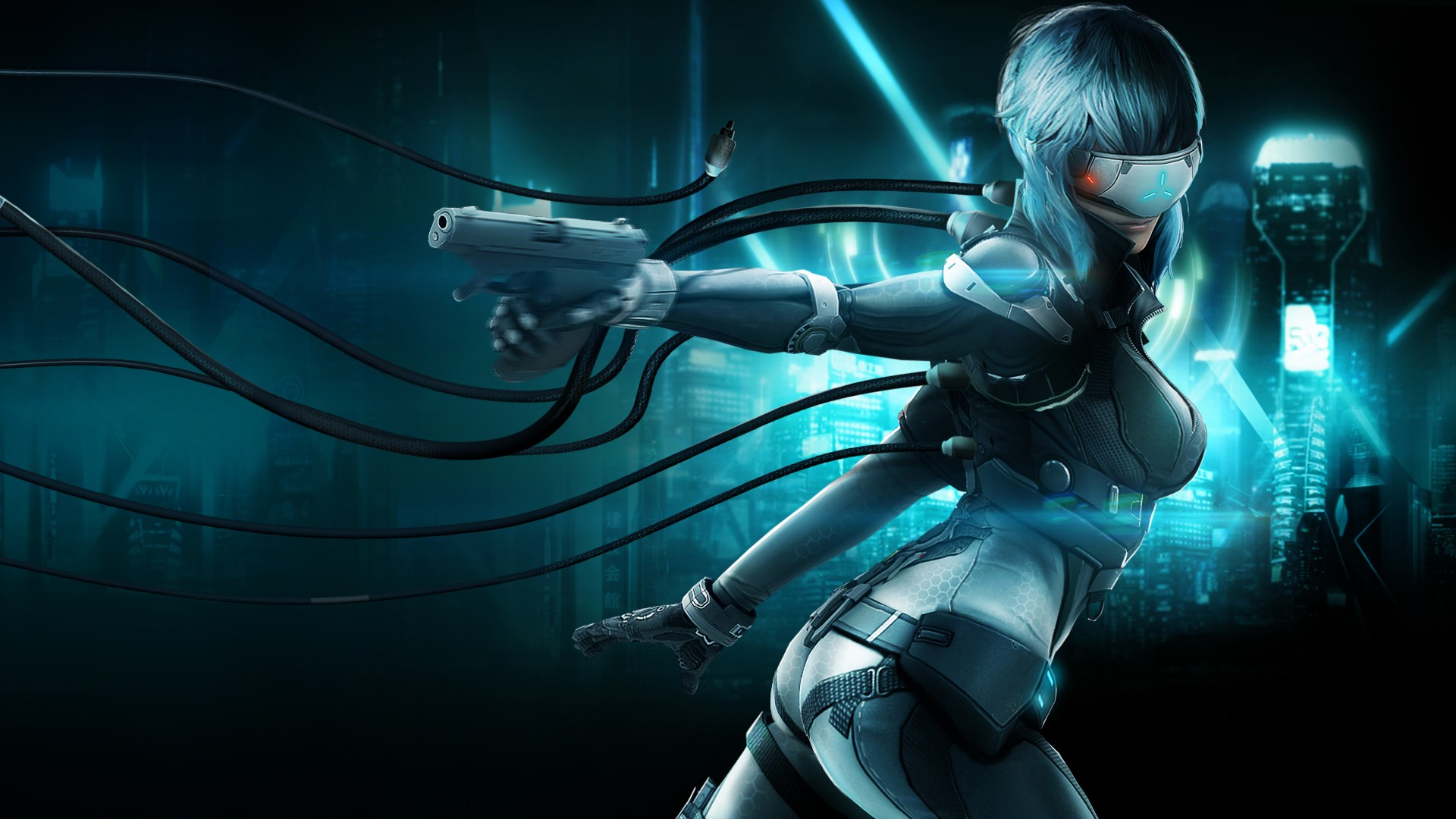 Ghost In The Shell Wallpaper Download Free Amazing Backgrounds